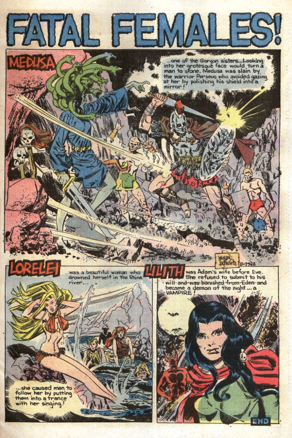 Read online Scary Tales comic -  Issue #6 - 29