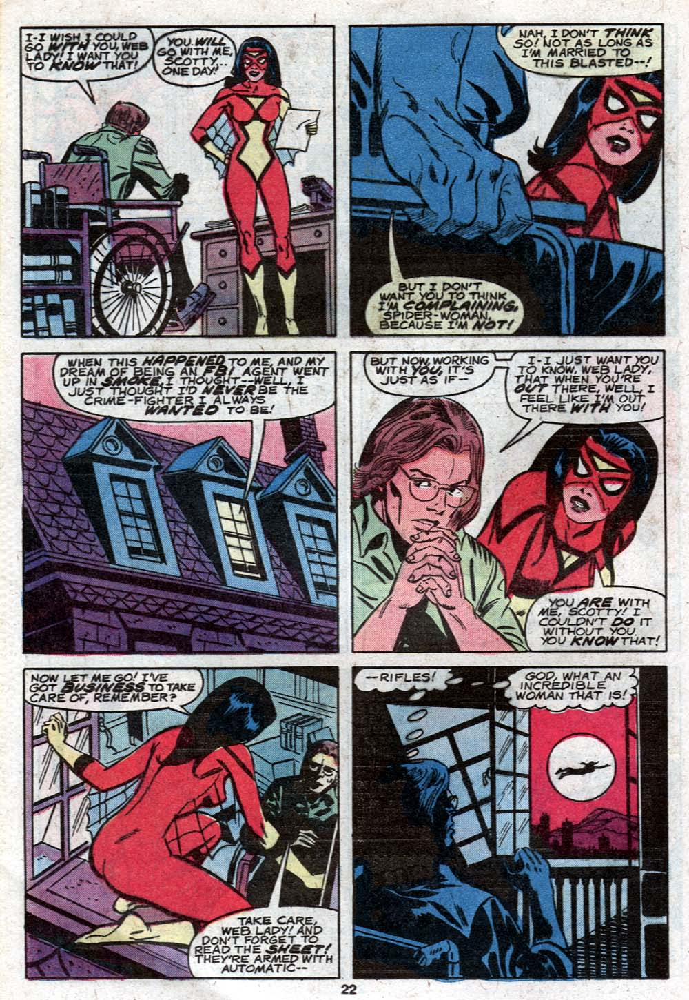 Spider-Woman (1978) Issue #21 #21 - English 14