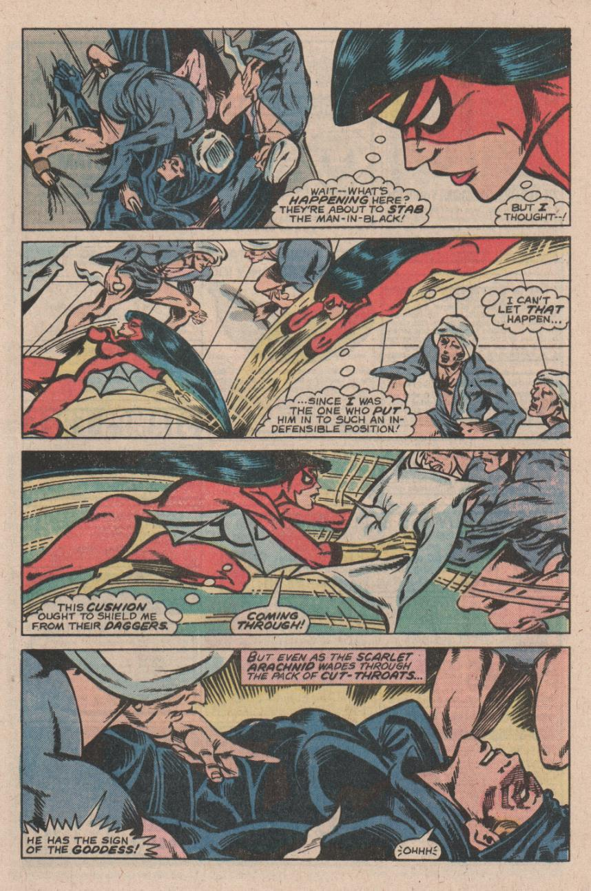 Spider-Woman (1978) Issue #14 #14 - English 4