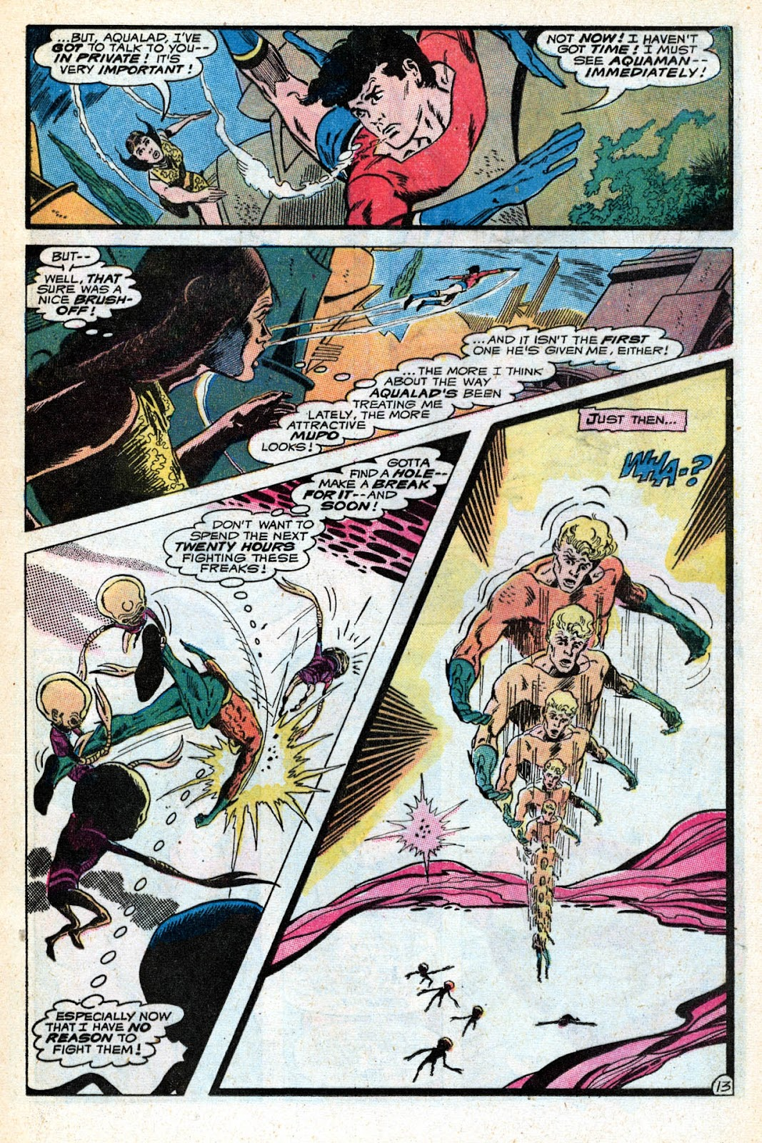 Aquaman (1962) Issue #55 #55 - English 17