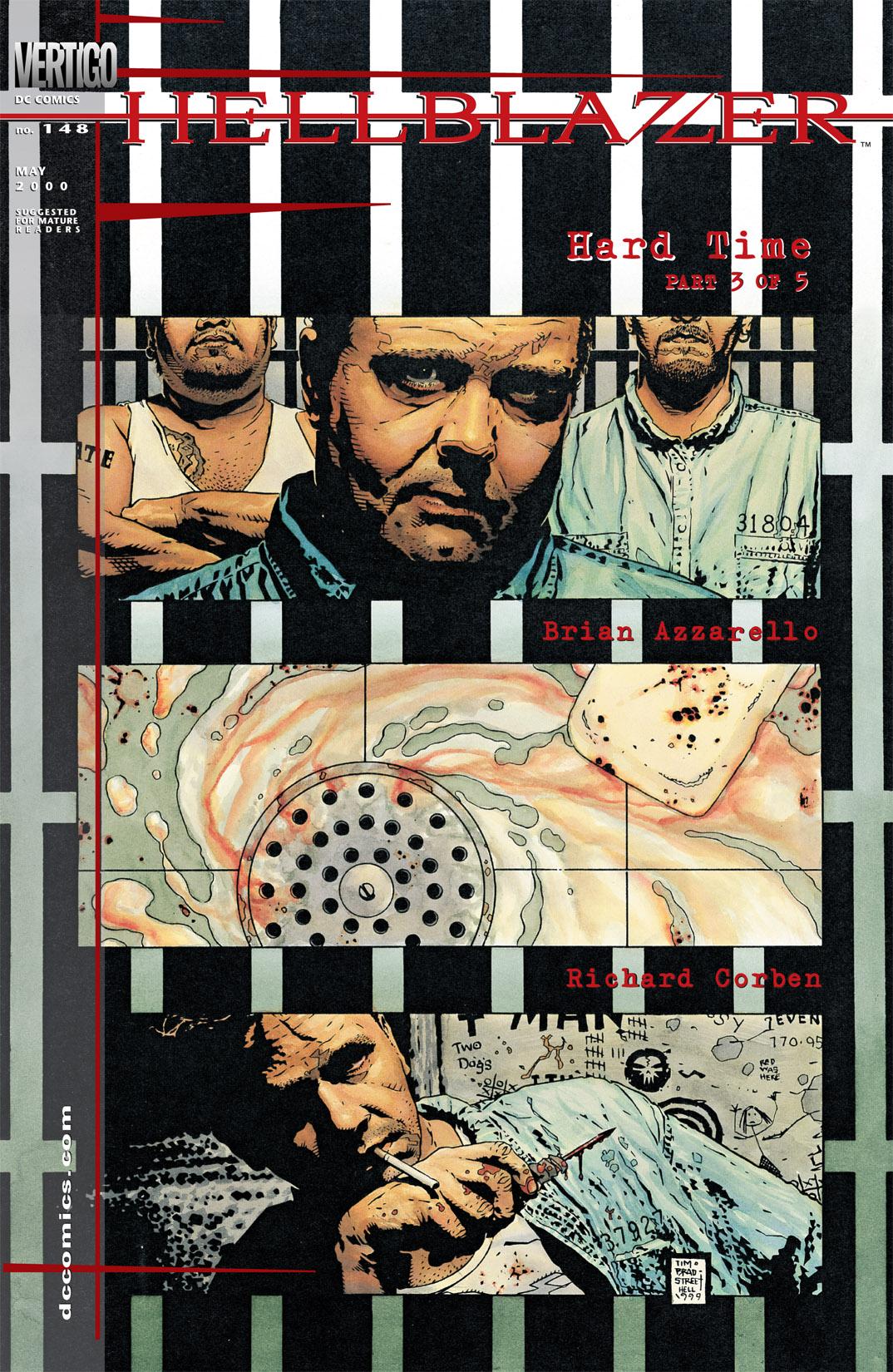 Hellblazer 148 Page 1