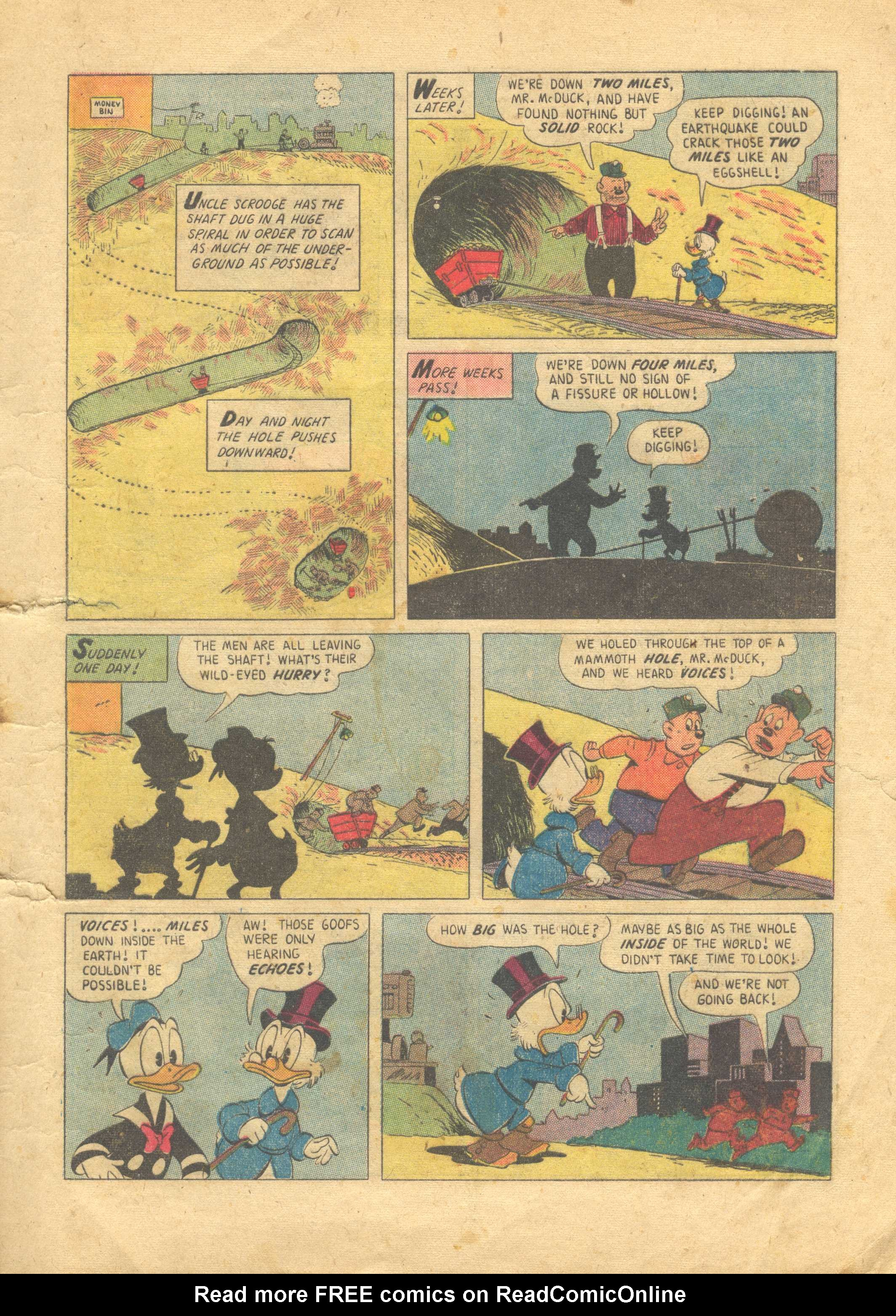 Uncle Scrooge (1953) #13 #392 - English 5