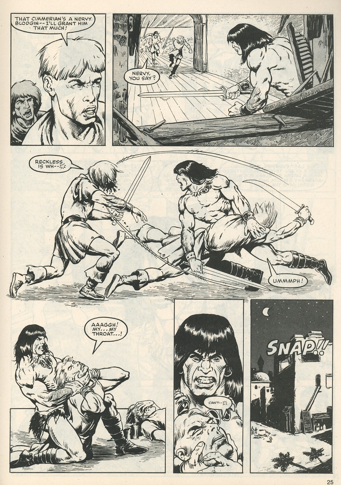 The Savage Sword Of Conan Issue #111 #112 - English 26