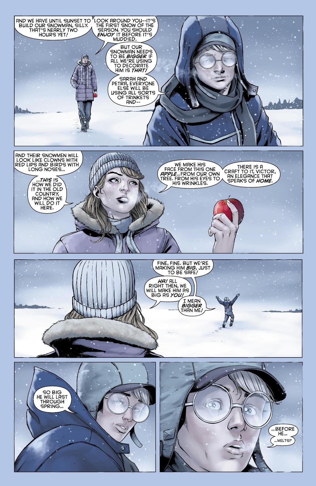 Batman (2011) Annual 1 #11 - English 3