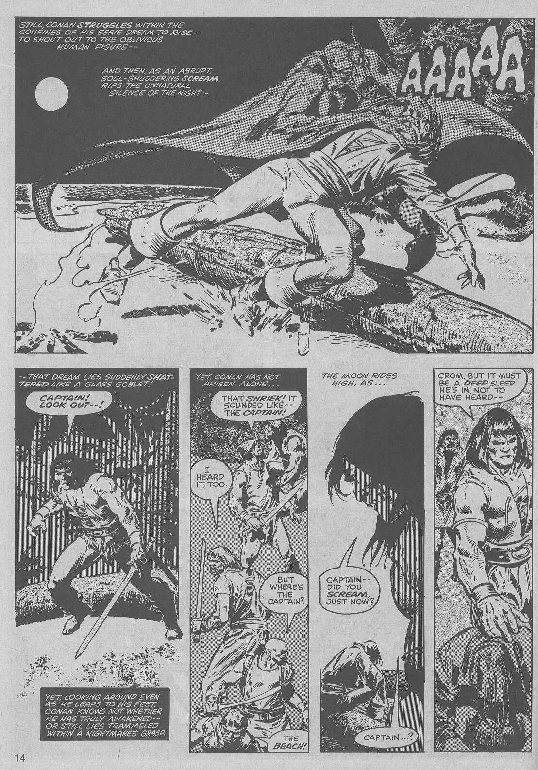 The Savage Sword Of Conan Issue #45 #46 - English 14