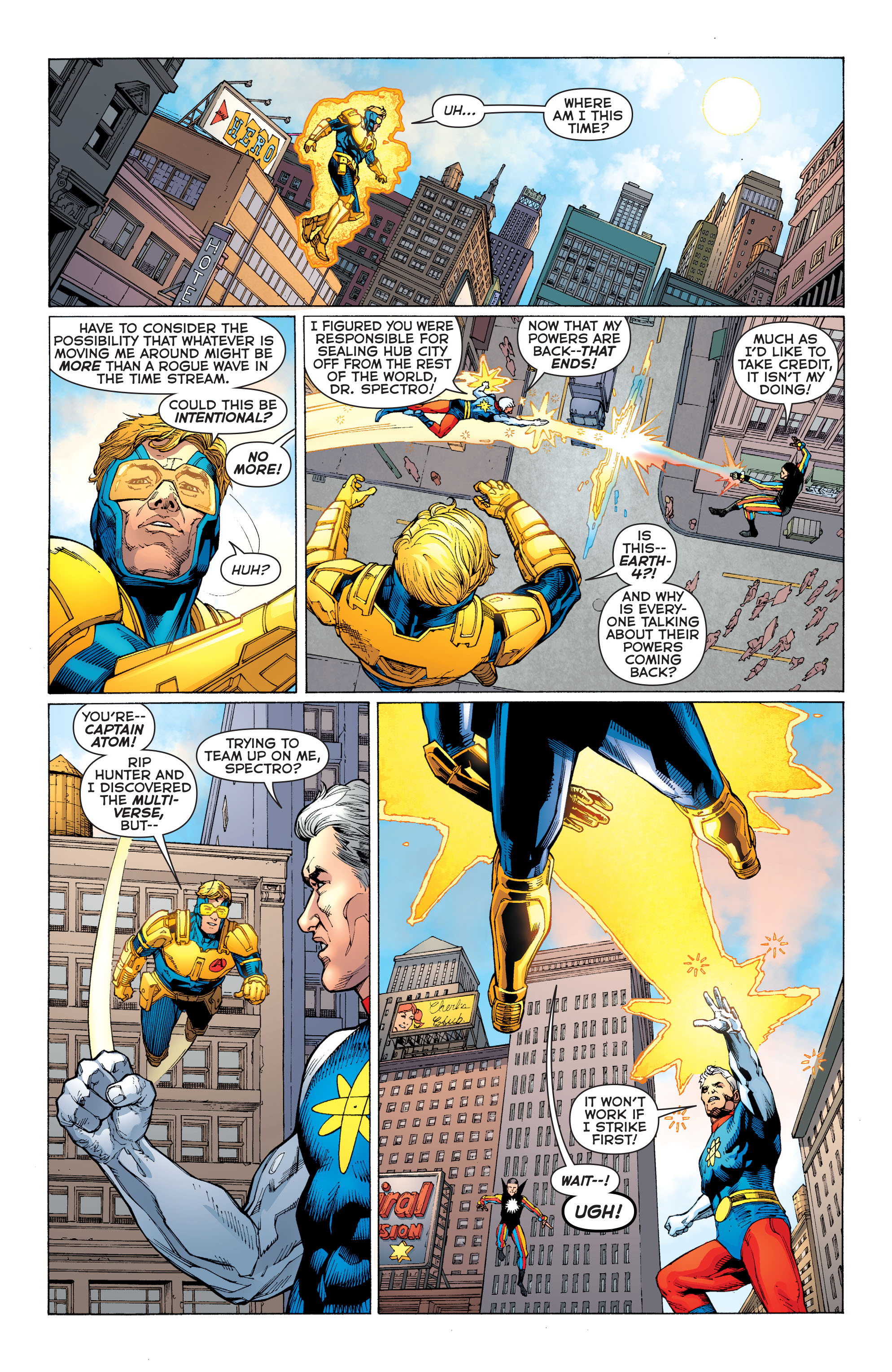 Read online Booster Gold: Futures End comic -  Issue # Full - 11