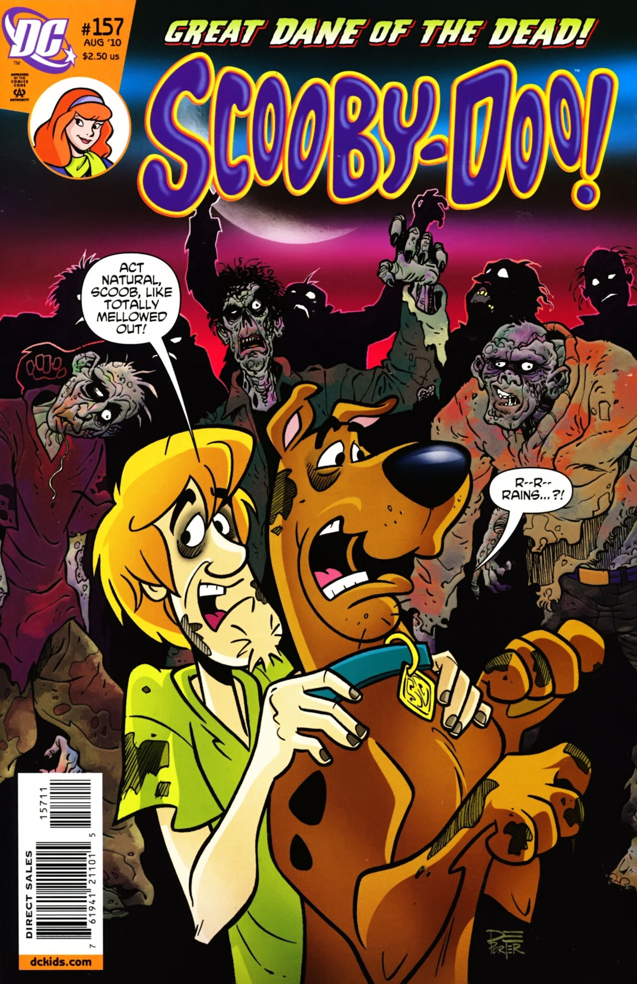 Read online Scooby-Doo (1997) comic -  Issue #157 - 1