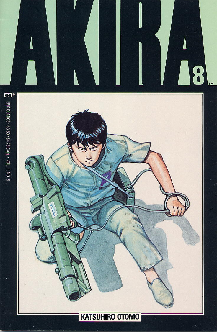 Akira 8 Page 1