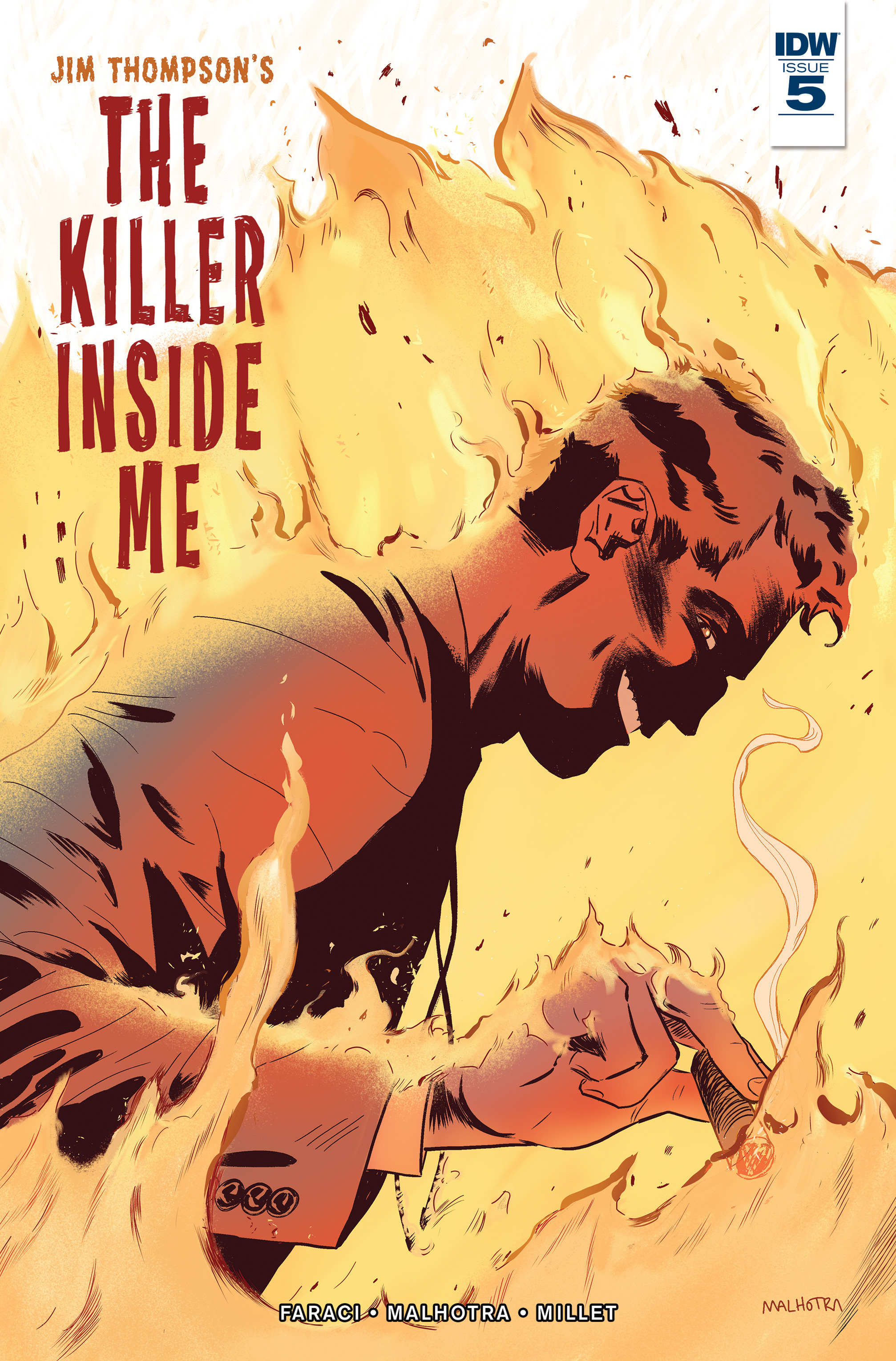 Jim Thompson's The Killer Inside Me issue 5 - Page 1