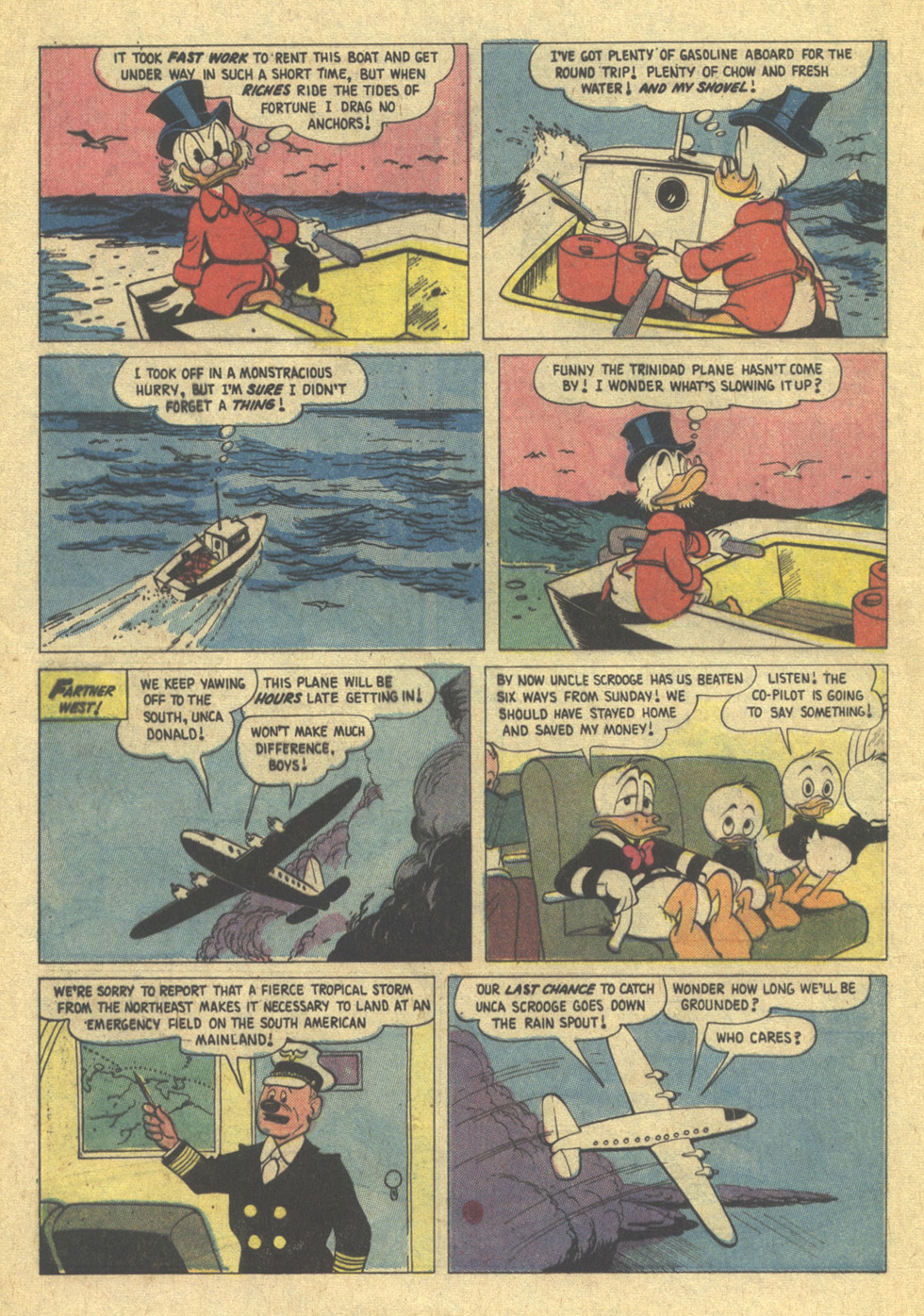 Uncle Scrooge (1953) Issue #103 #103 - English 16