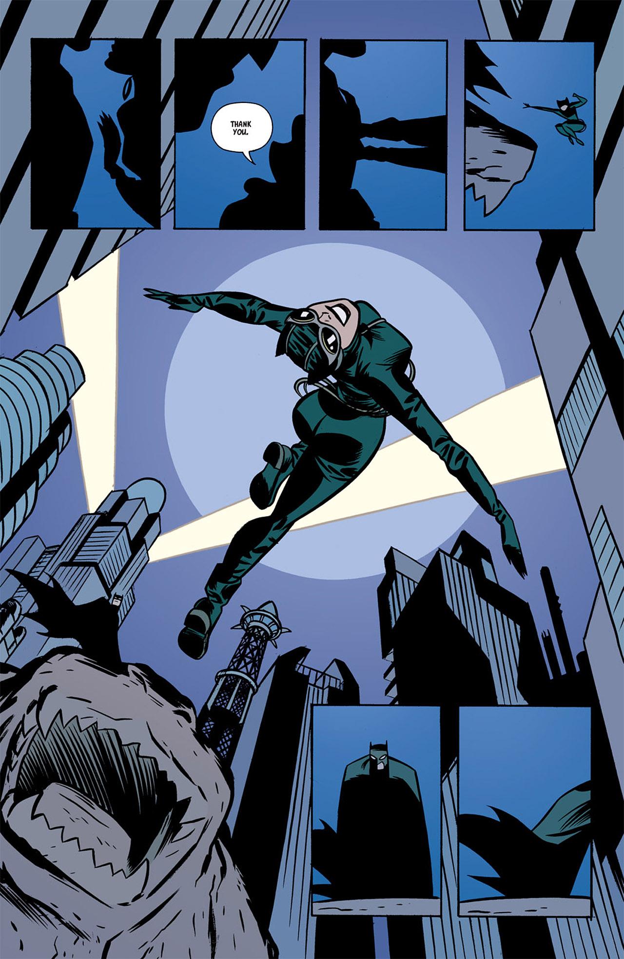 Catwoman (2002) #1 #83 - English 21