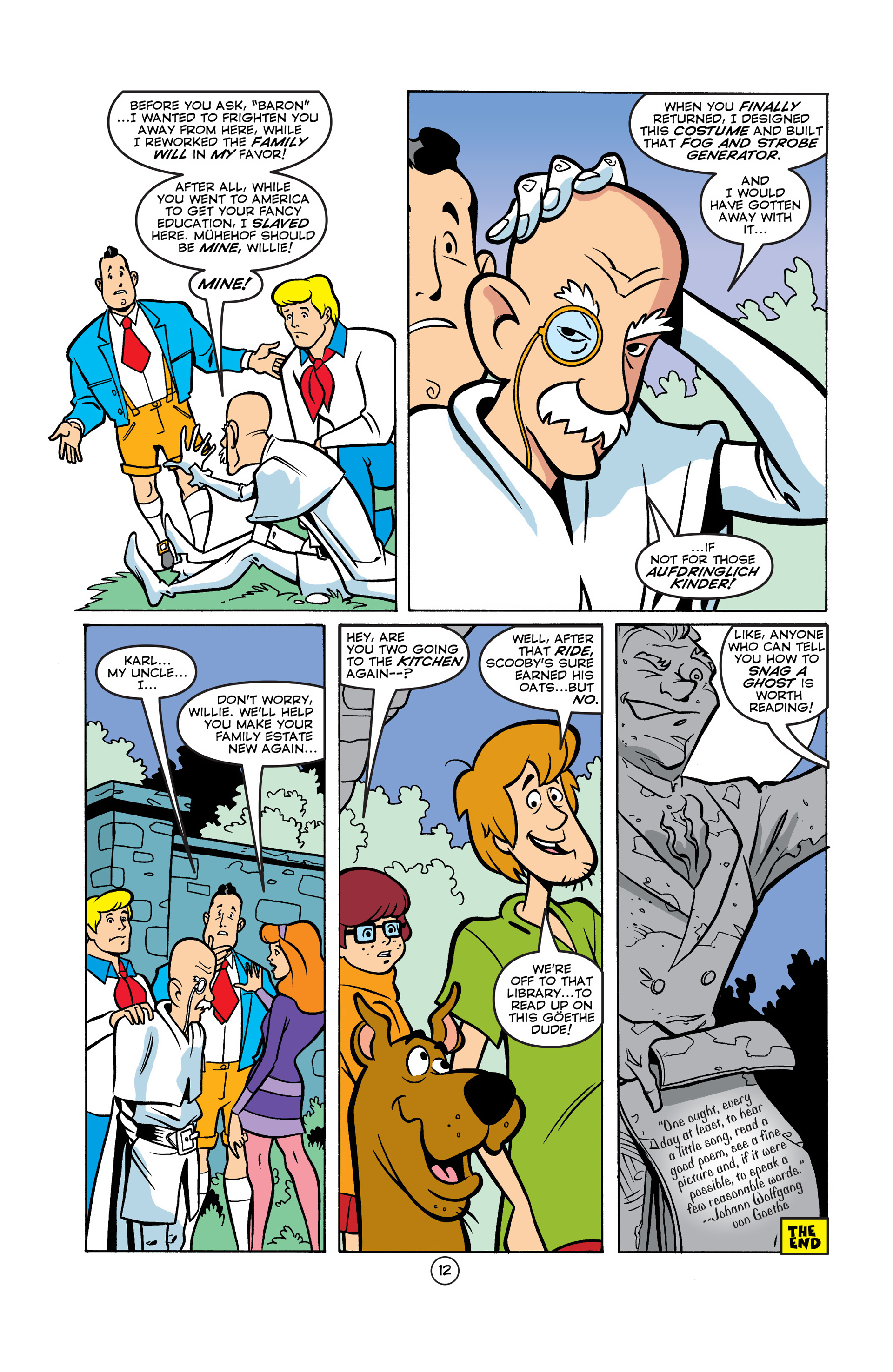 Read online Scooby-Doo (1997) comic -  Issue #49 - 22