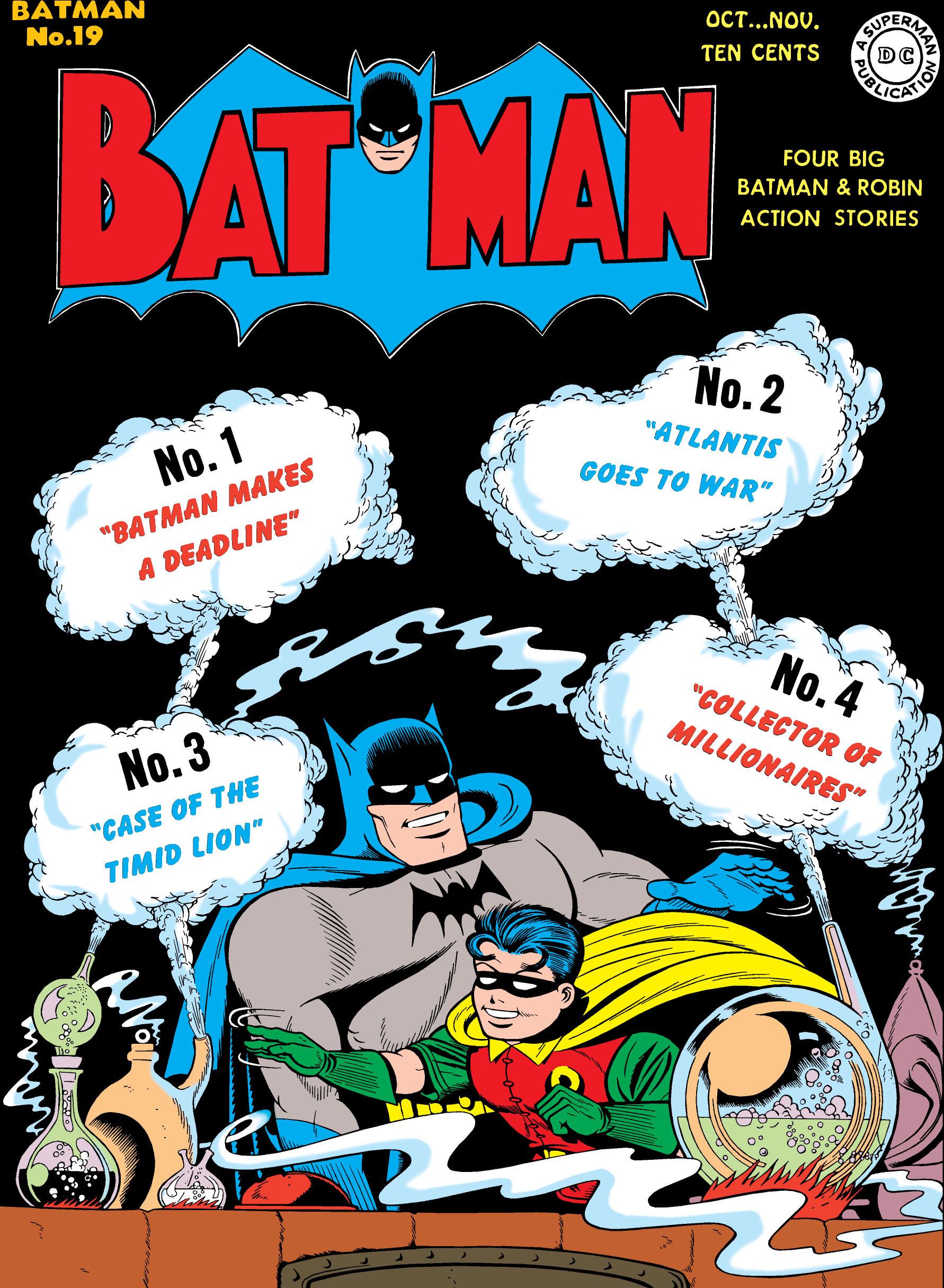 Batman (1940) 19 Page 1