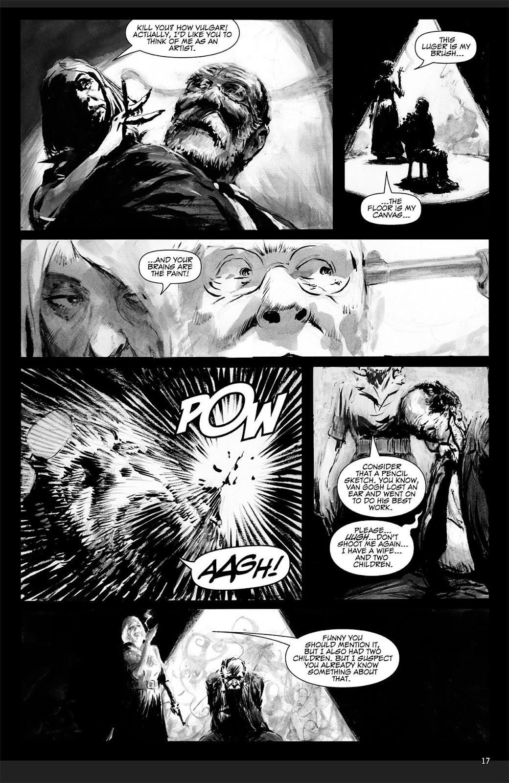 Creepy (2009) Issue #4 #4 - English 19