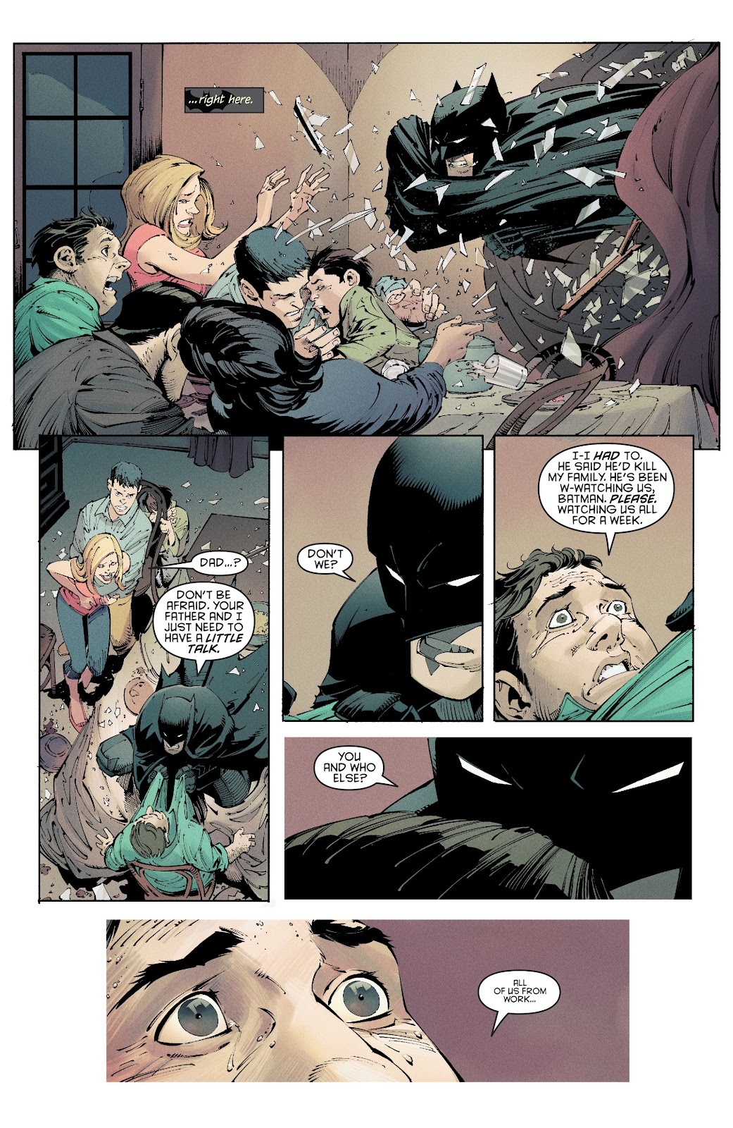 Batman (2011) Issue #15 #30 - English 20