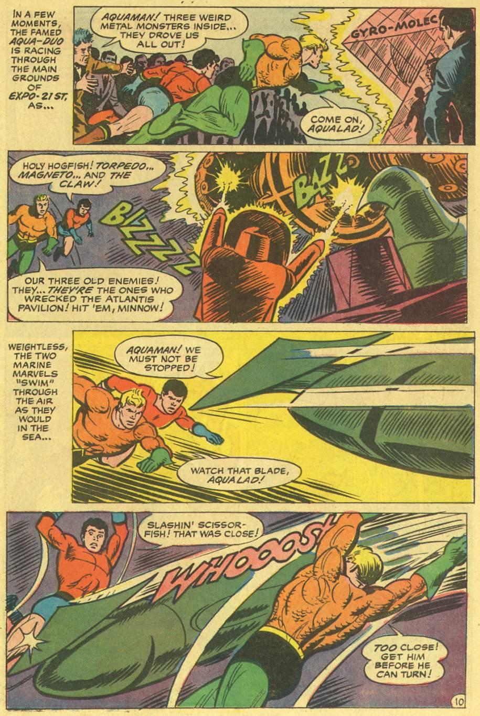 Aquaman (1962) Issue #36 #36 - English 15