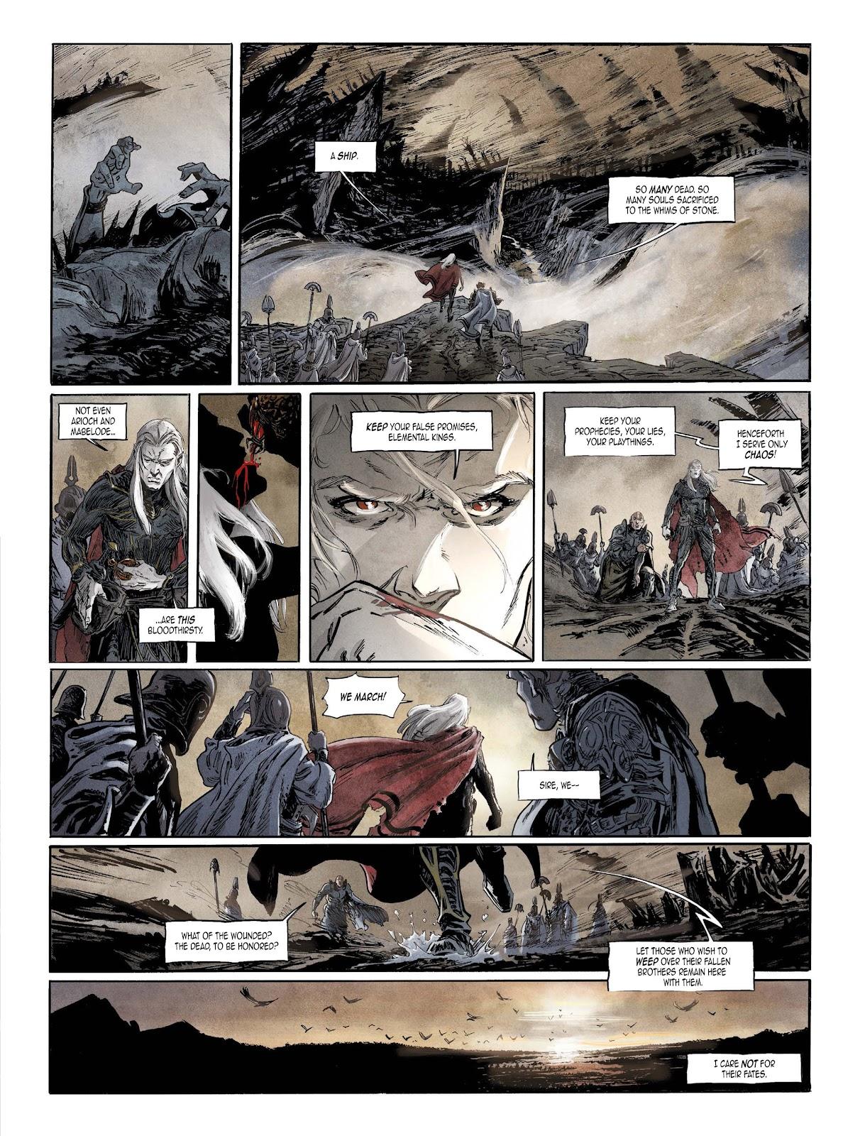 Elric (2014) TPB 2 #2 - English 32
