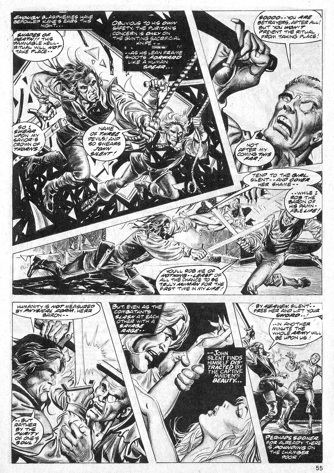 The Savage Sword Of Conan Issue #19 #20 - English 55