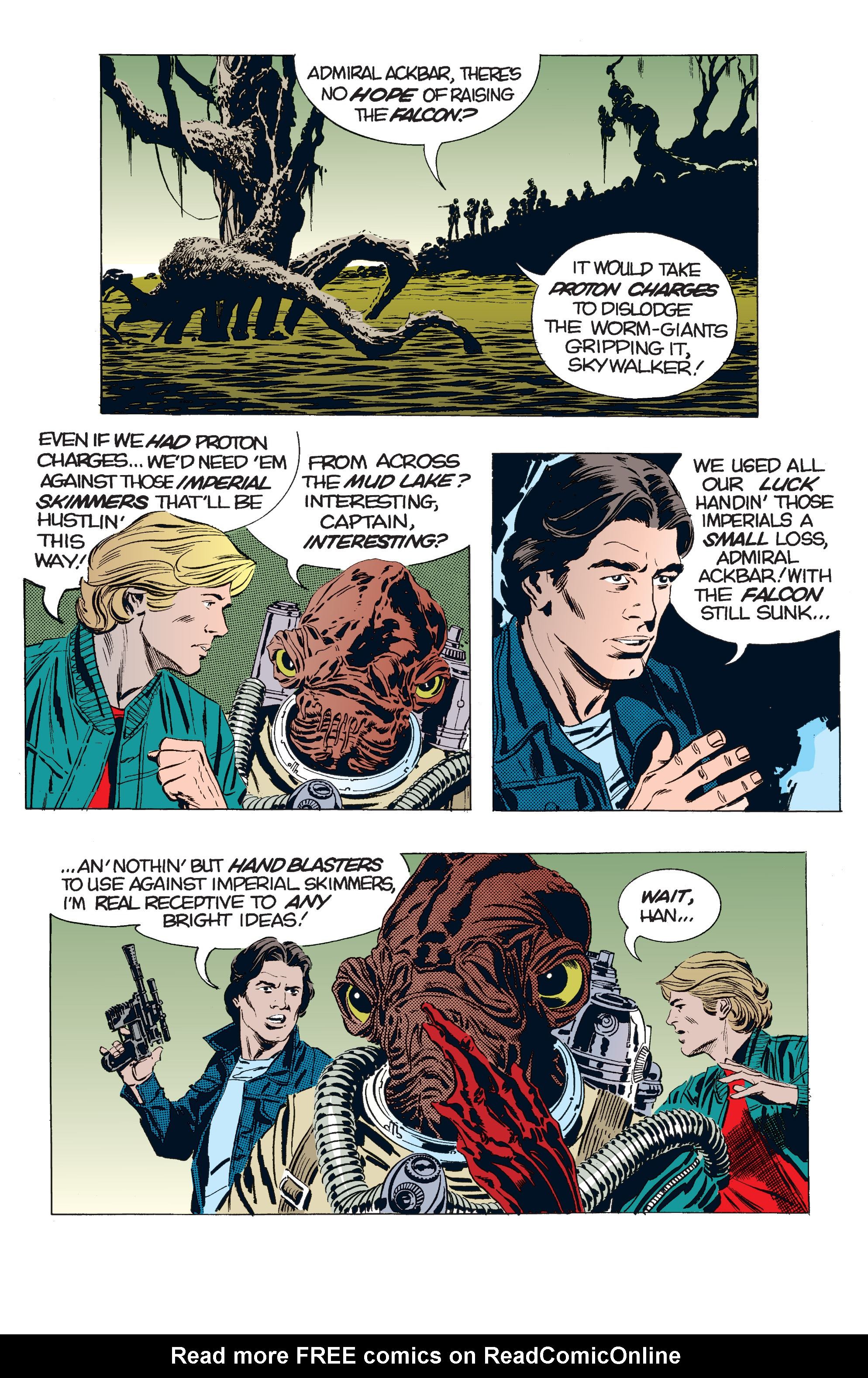 Classic Star Wars #14 #14 - English 12