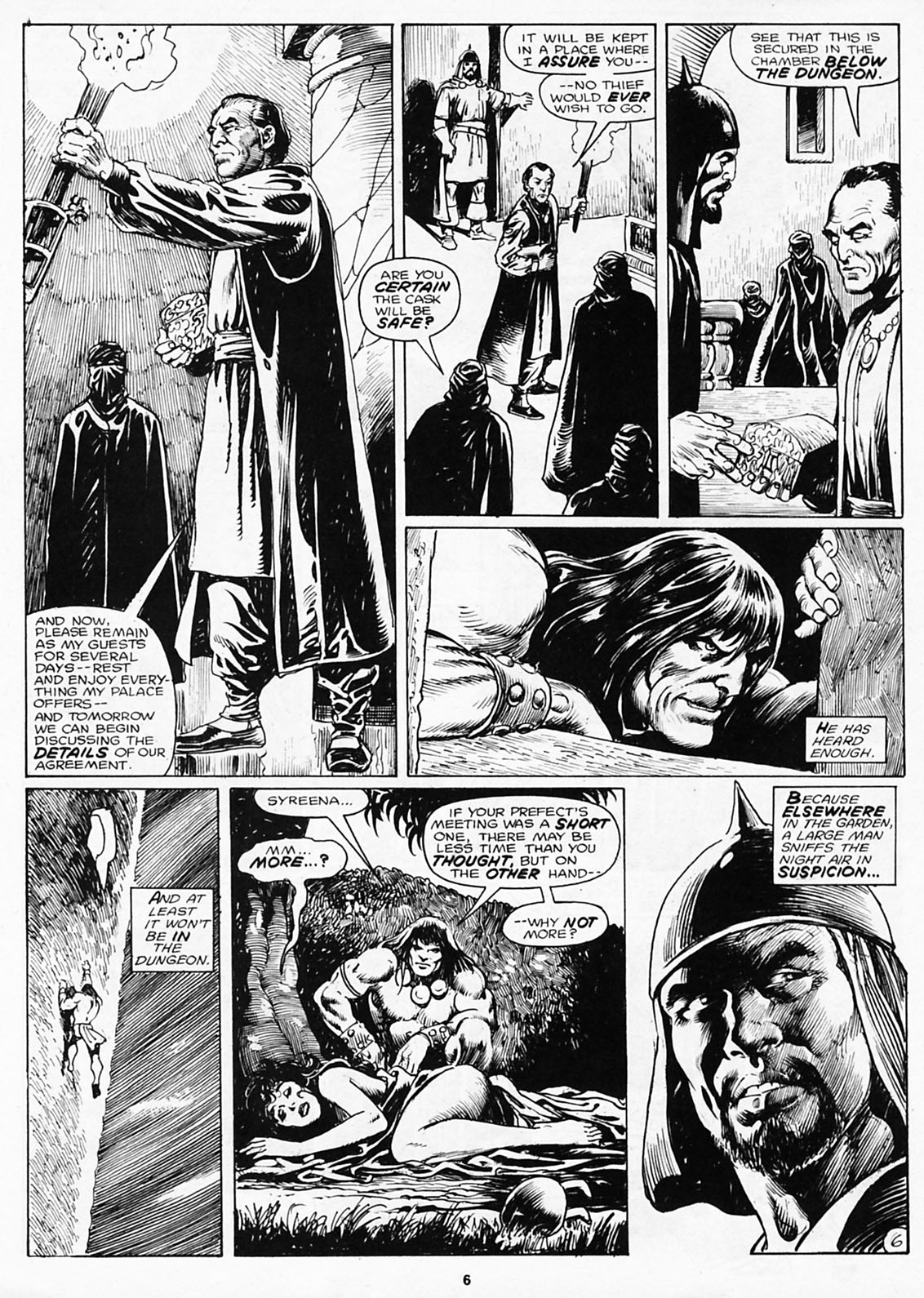 The Savage Sword Of Conan Issue #180 #181 - English 8