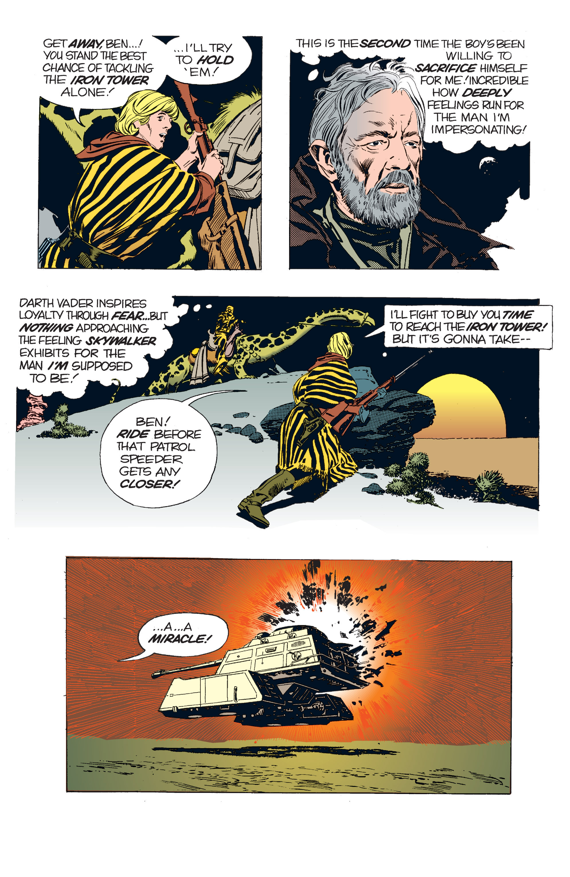 Classic Star Wars #10 #10 - English 26