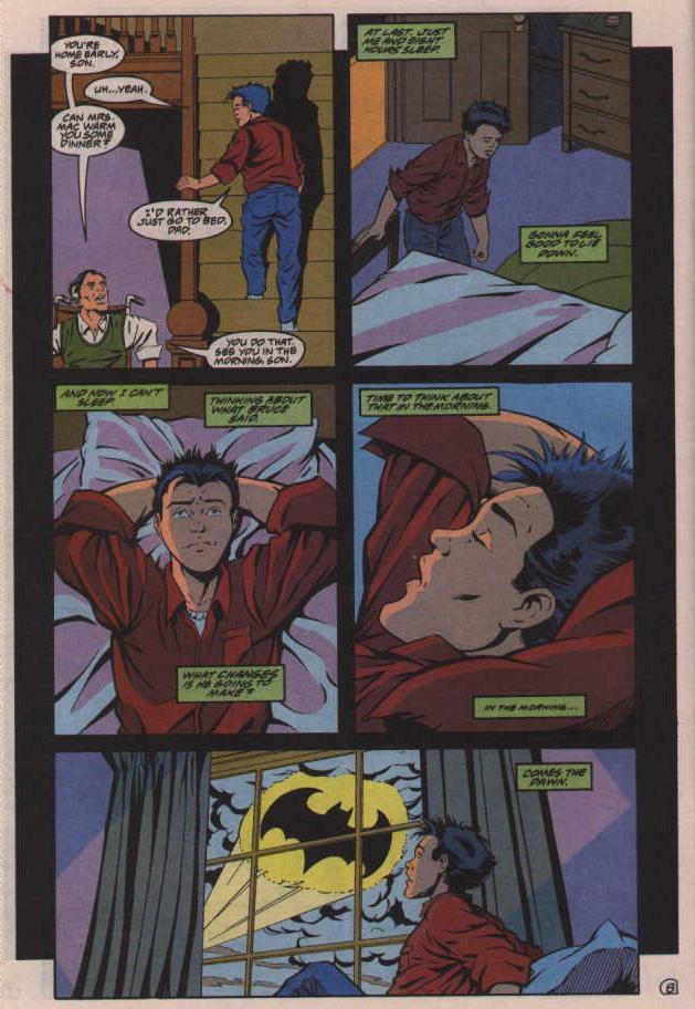 Batman: Knightfall #Aftermath_-_1 #98 - English 9