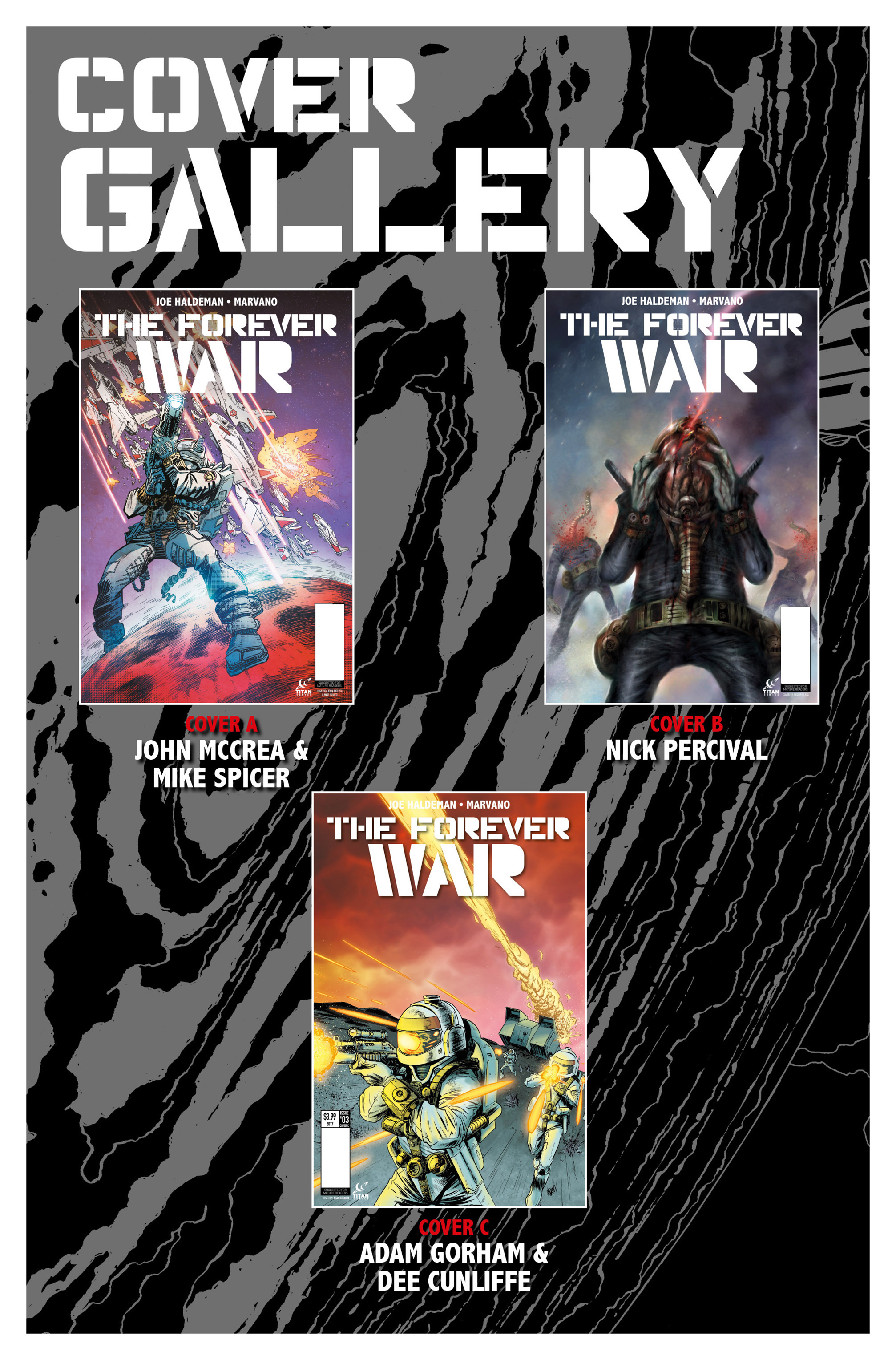 The Forever War (2017) #3 #4 - English 30