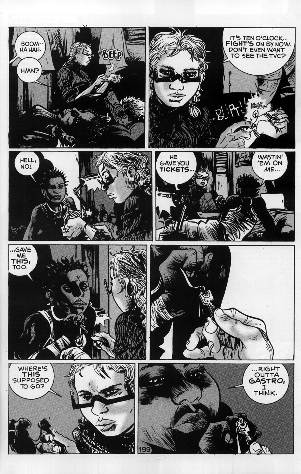 100% Issue #5 Page 8