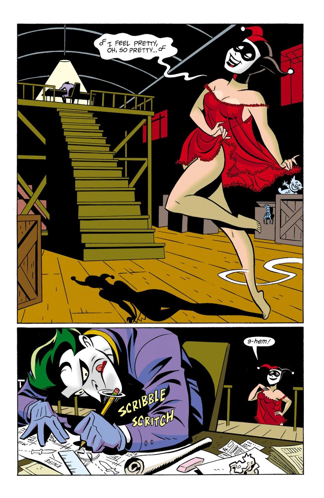 The Batman Adventures: Mad Love Full #1 - English 13