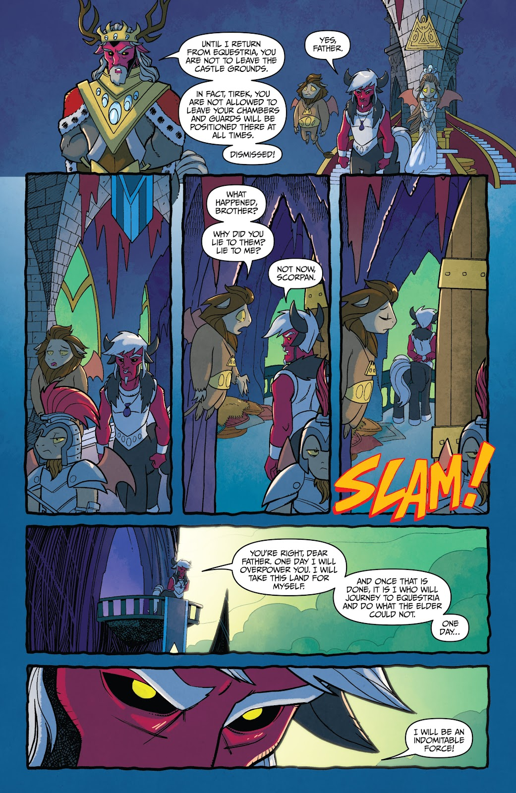 My Little Pony: Fiendship is Magic Issue #2 #2 - English 23