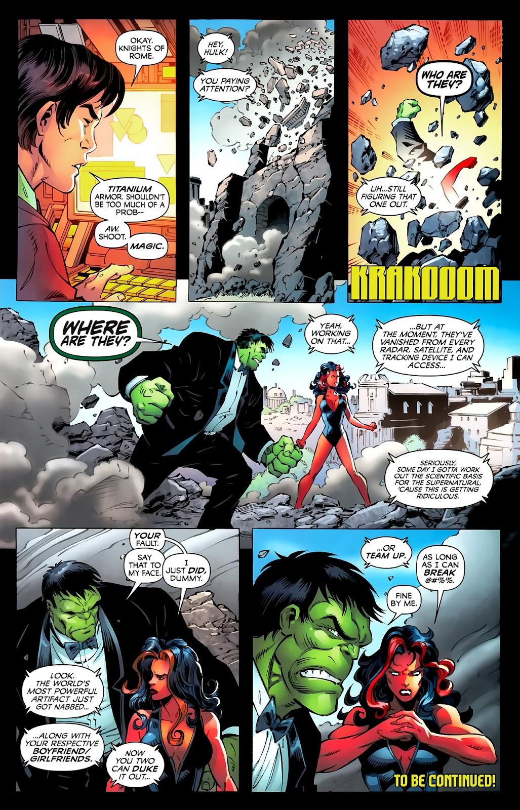 Incredible Hulks (2010) Issue #627 #17 - English 23