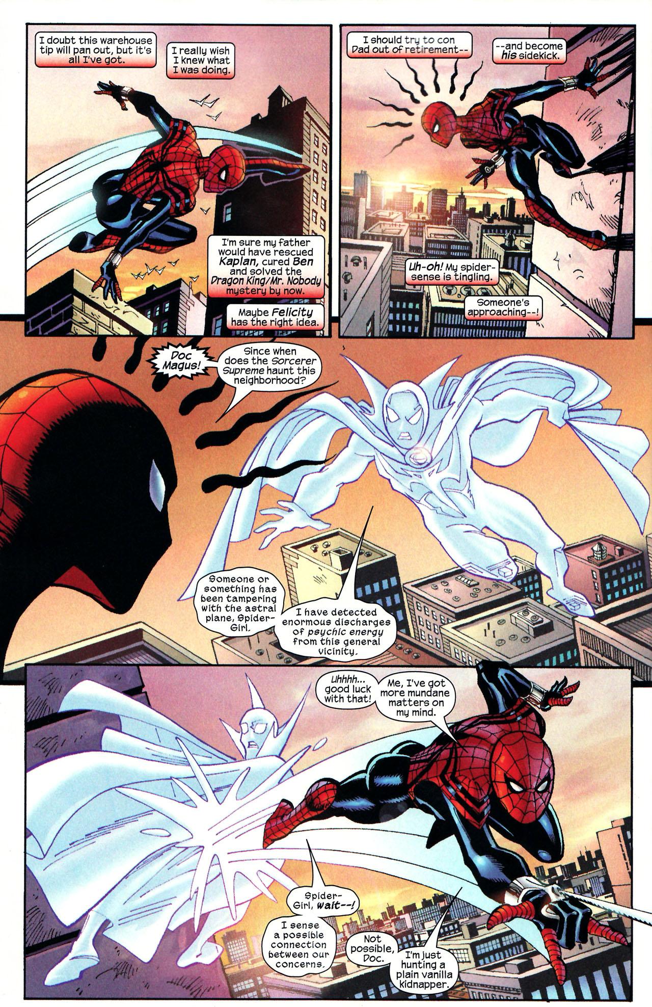 Amazing Spider-Girl #15 #16 - English 28