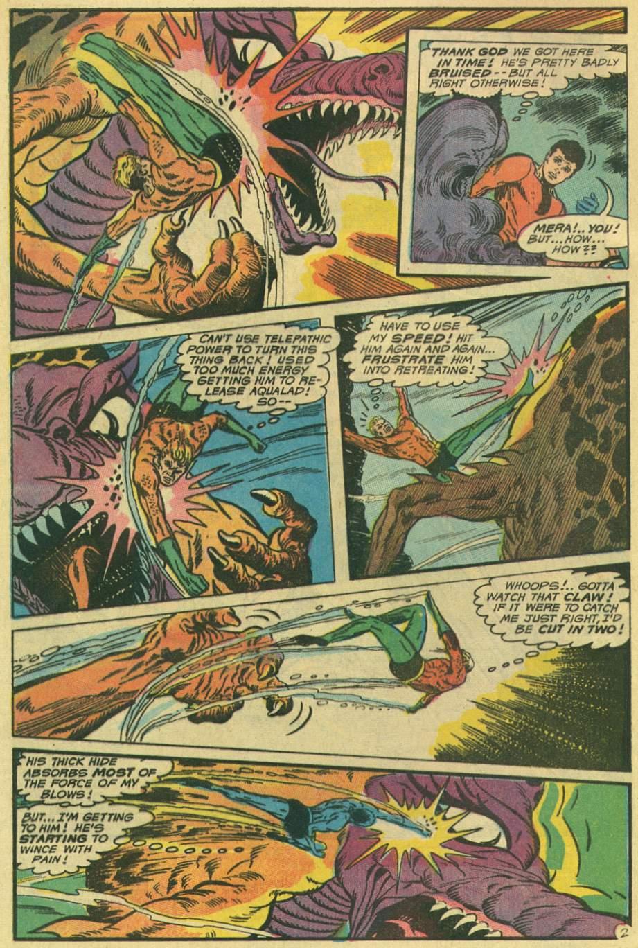 Aquaman (1962) Issue #48 #48 - English 4