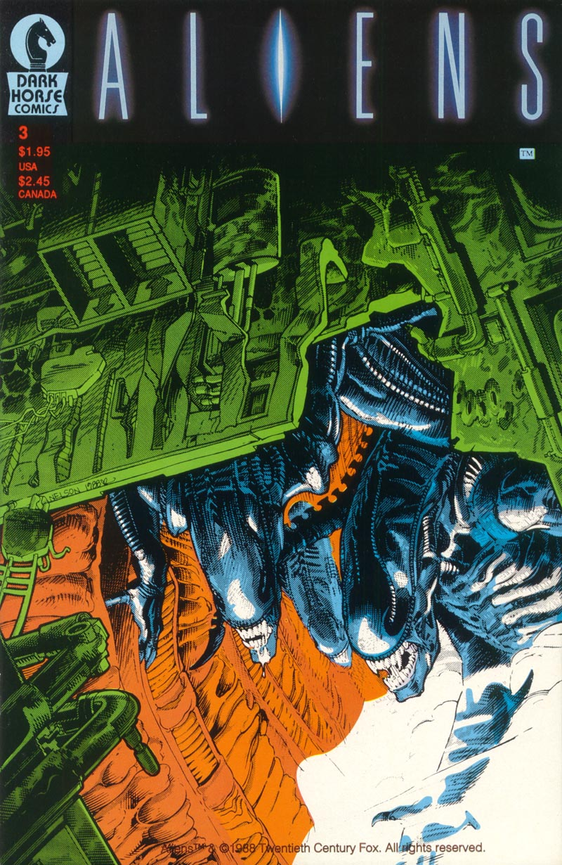 Aliens (1988) 3 Page 1
