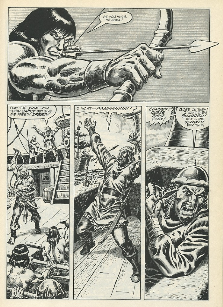 The Savage Sword Of Conan Issue #139 #140 - English 21