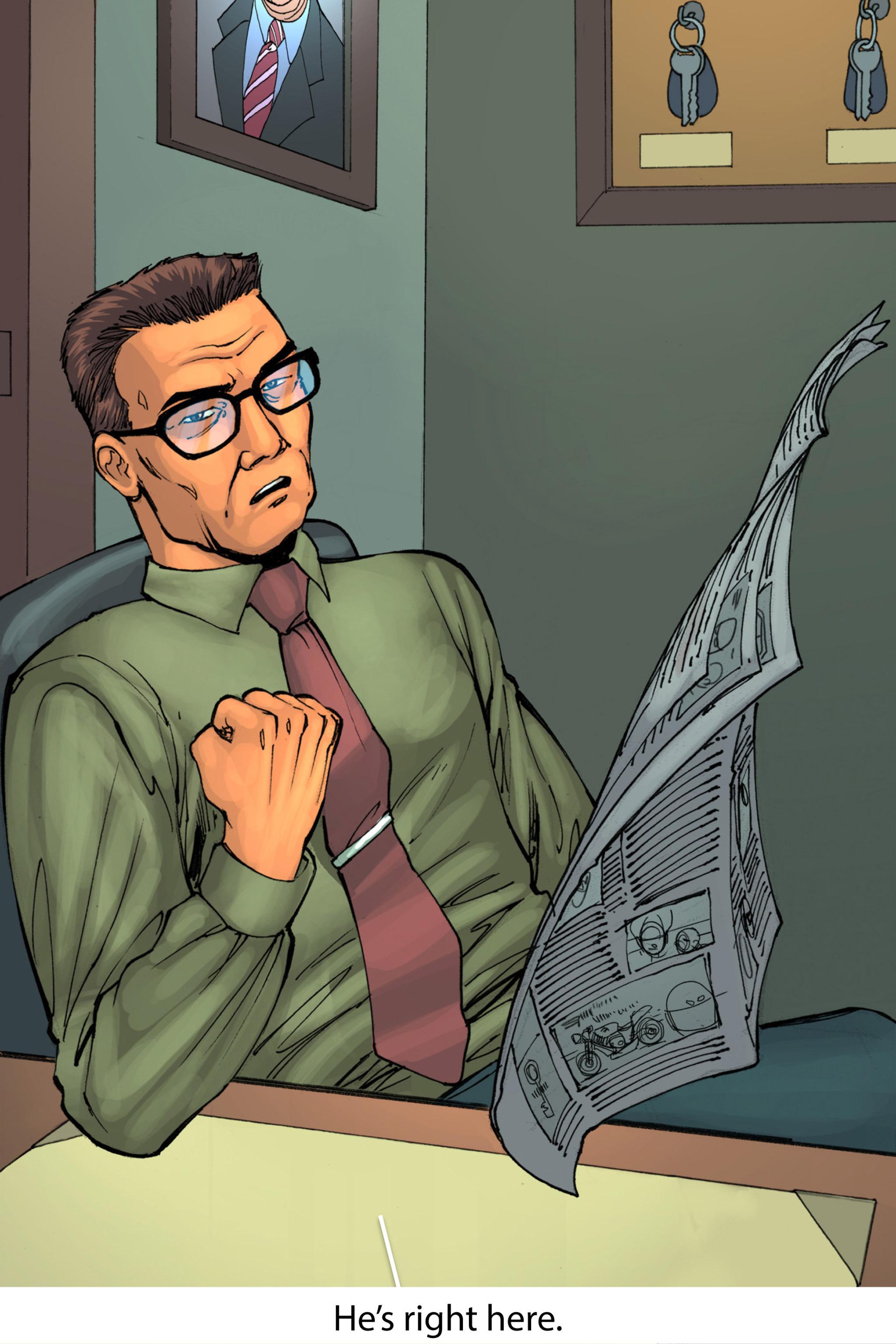 Read online Z-Men comic -  Issue #1 - 63