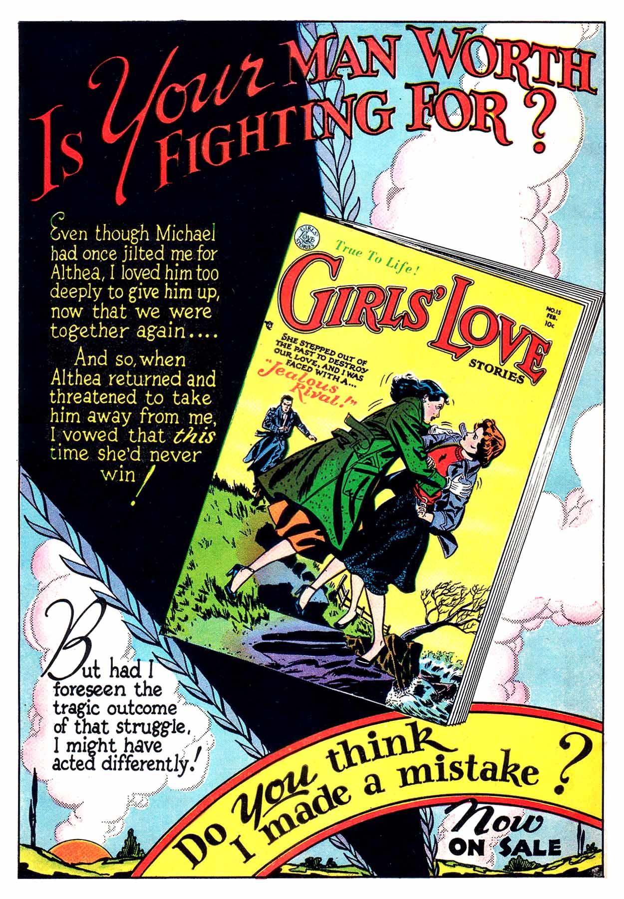 Read online Secret Hearts comic -  Issue #8 - 36