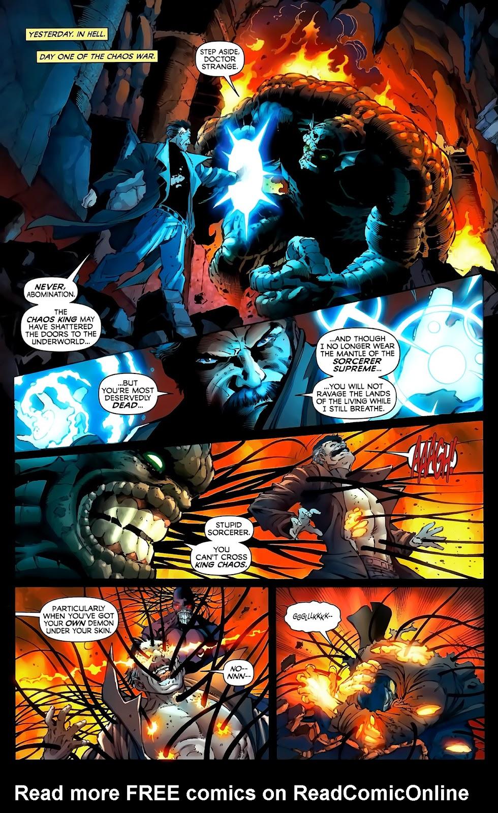 Incredible Hulks (2010) Issue #619 #9 - English 4