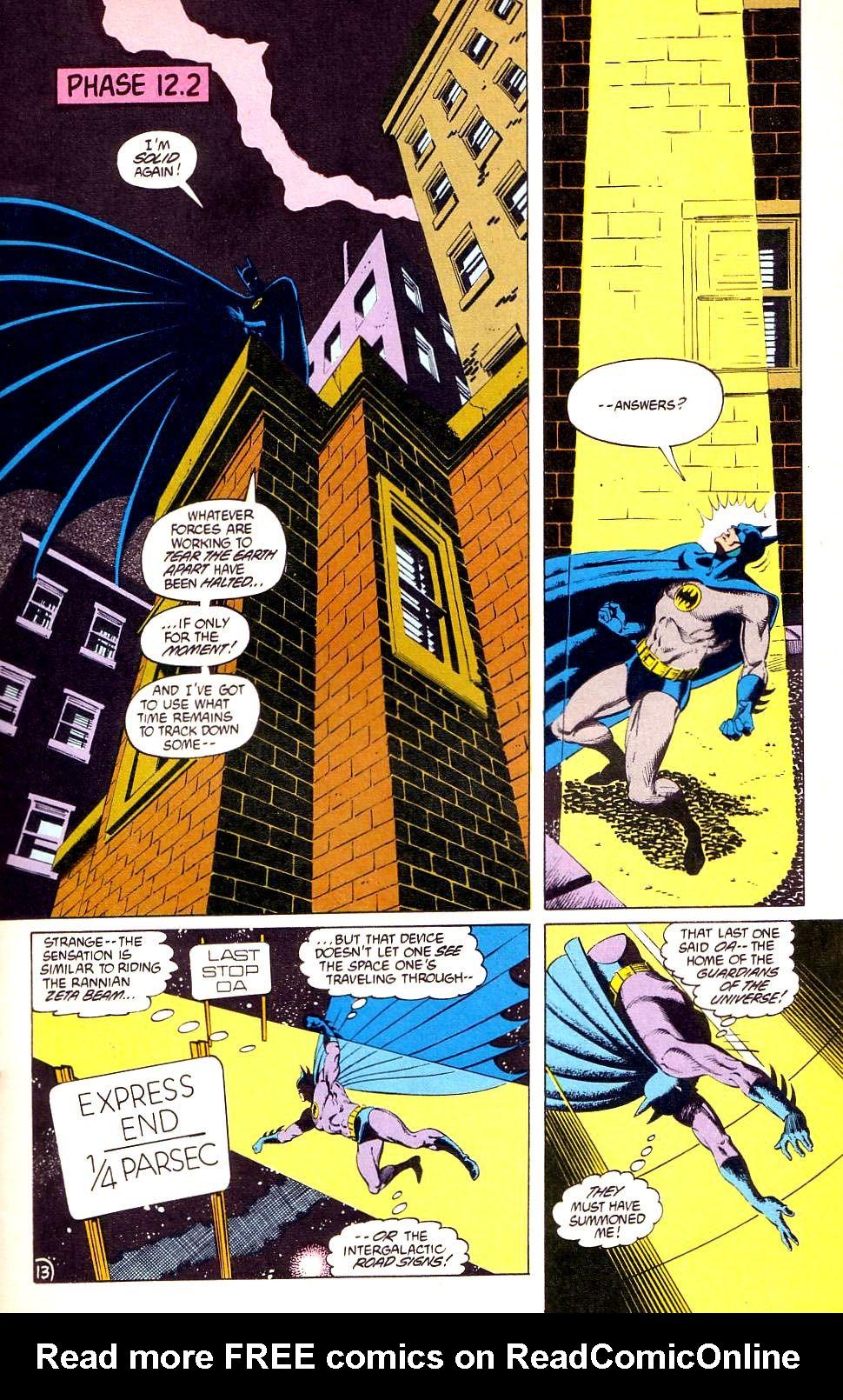 DC Challenge #12 #12 - English 14
