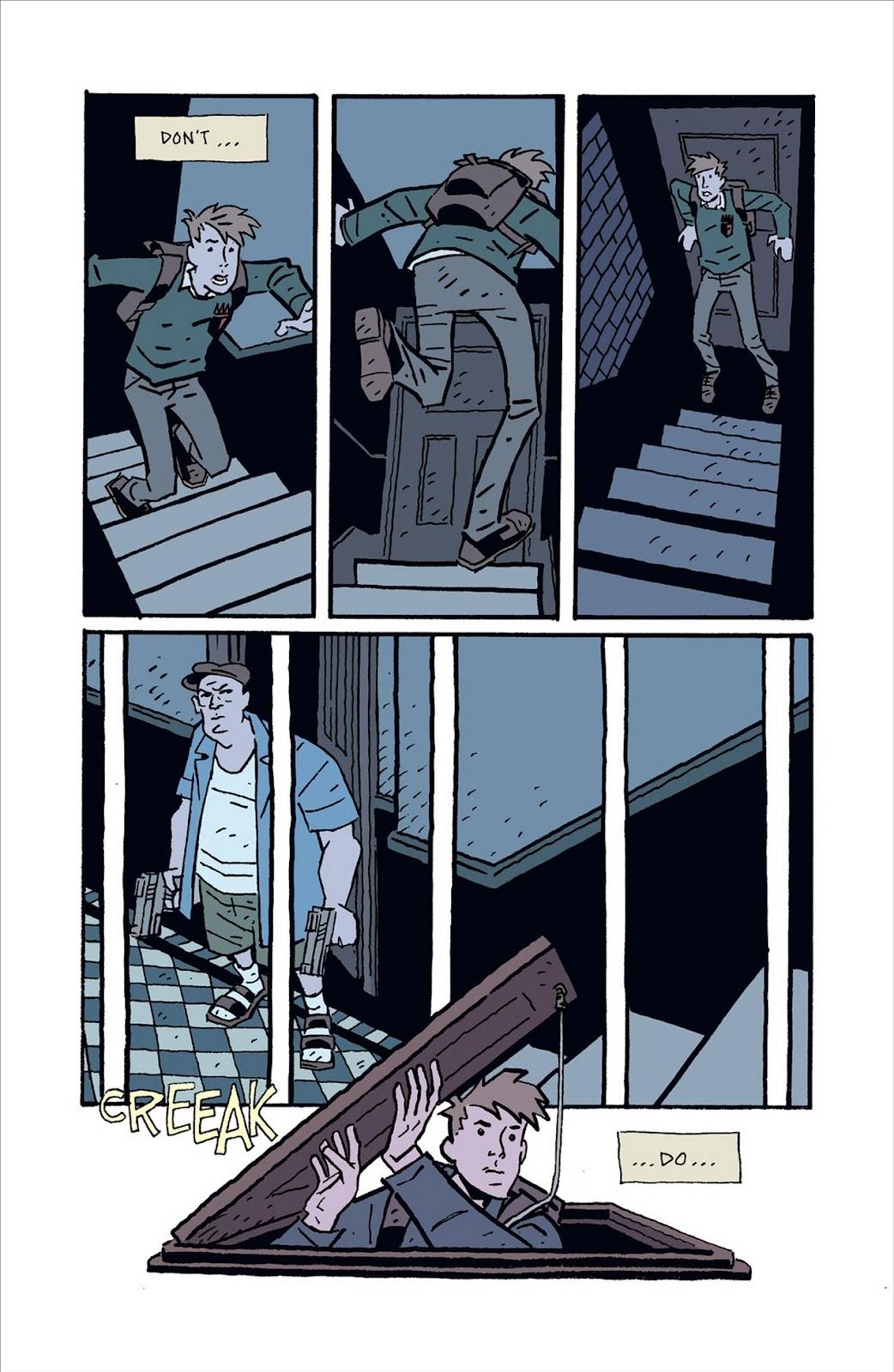 Mudman Issue #1 #1 - English 26