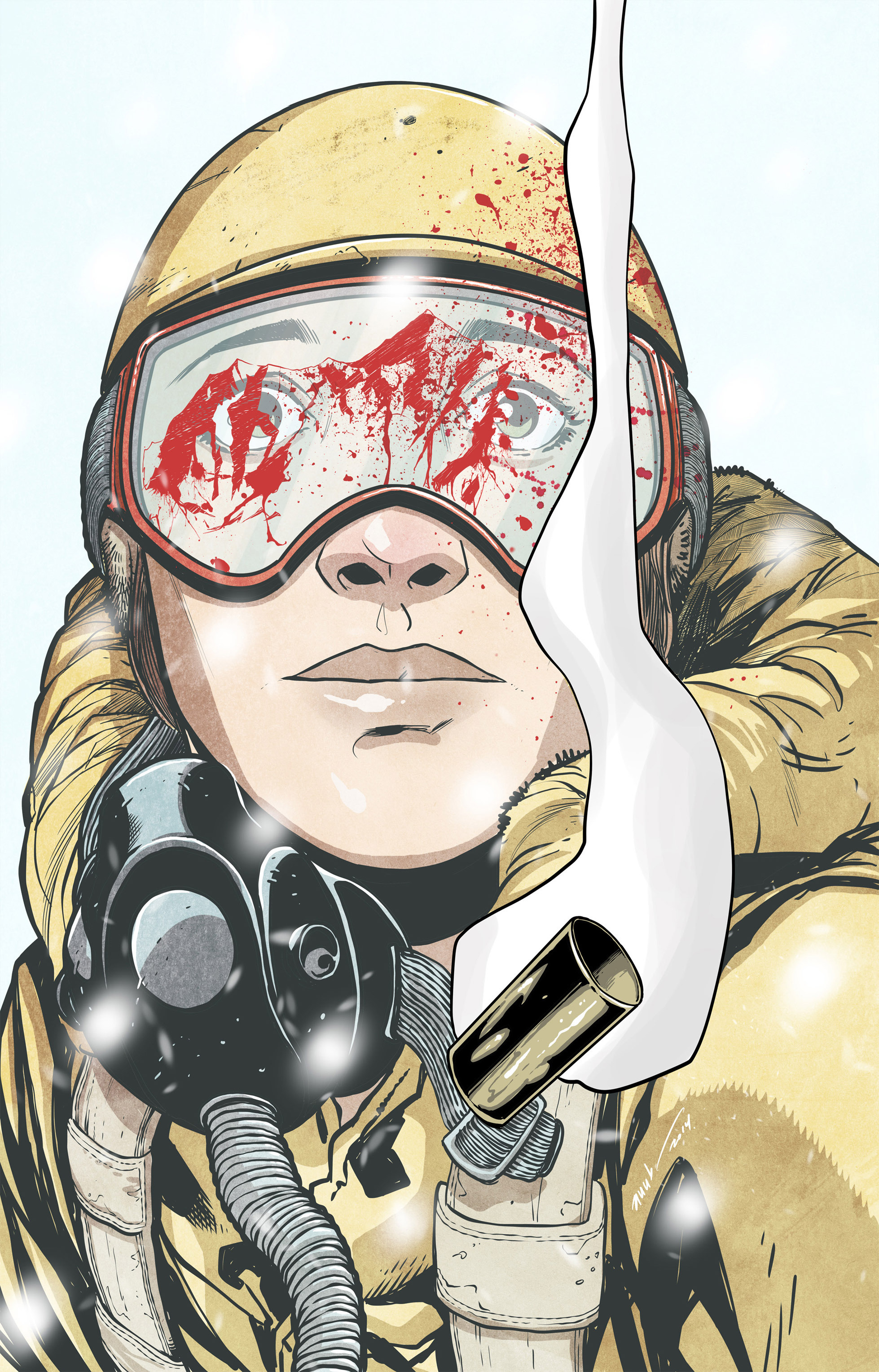 Read online High Crimes comic -  Issue #10 - 17