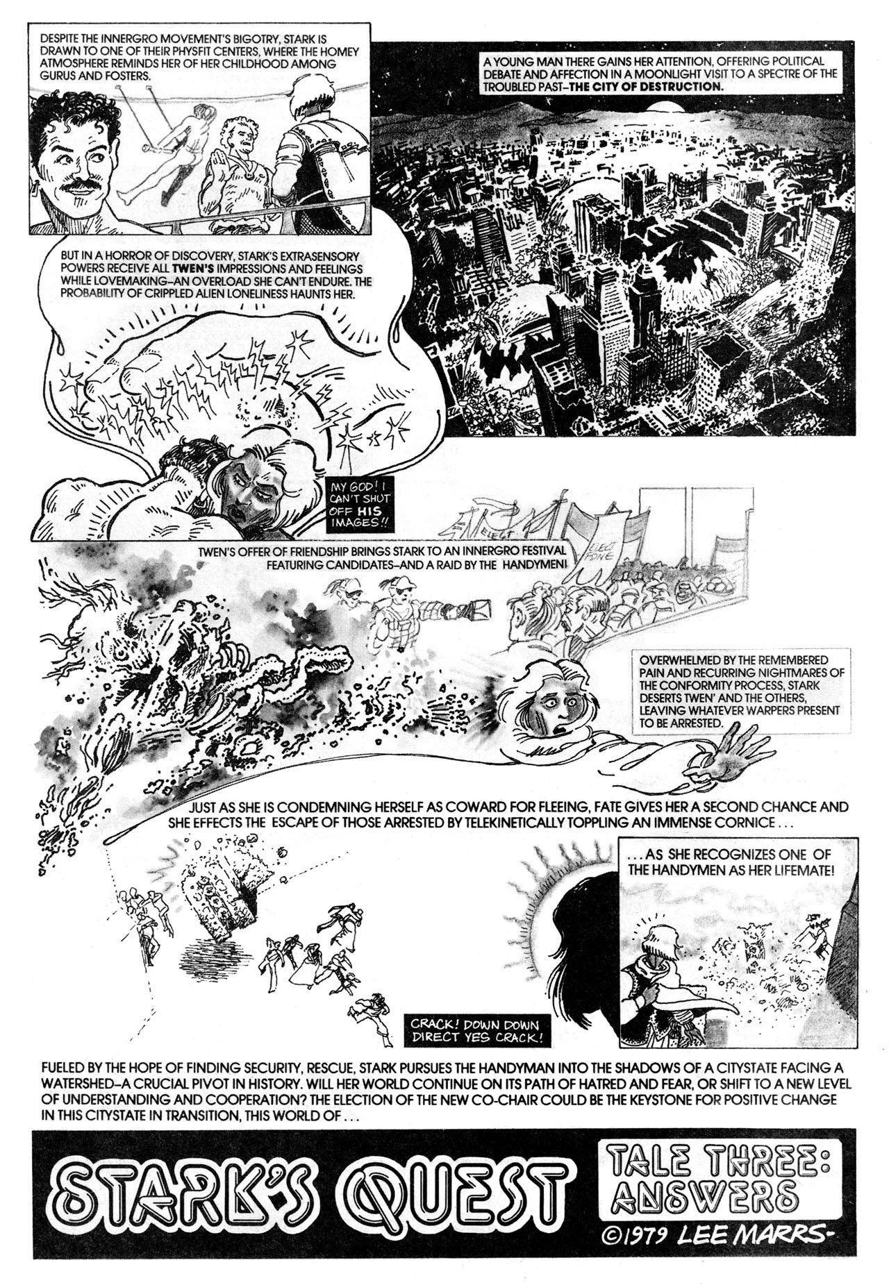 Read online Star*Reach comic -  Issue #16 - 3