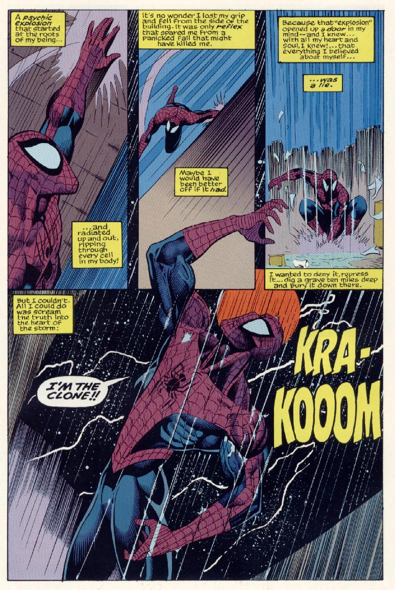 Read online Spider-Man: The Lost Years comic -  Issue #0 - 40