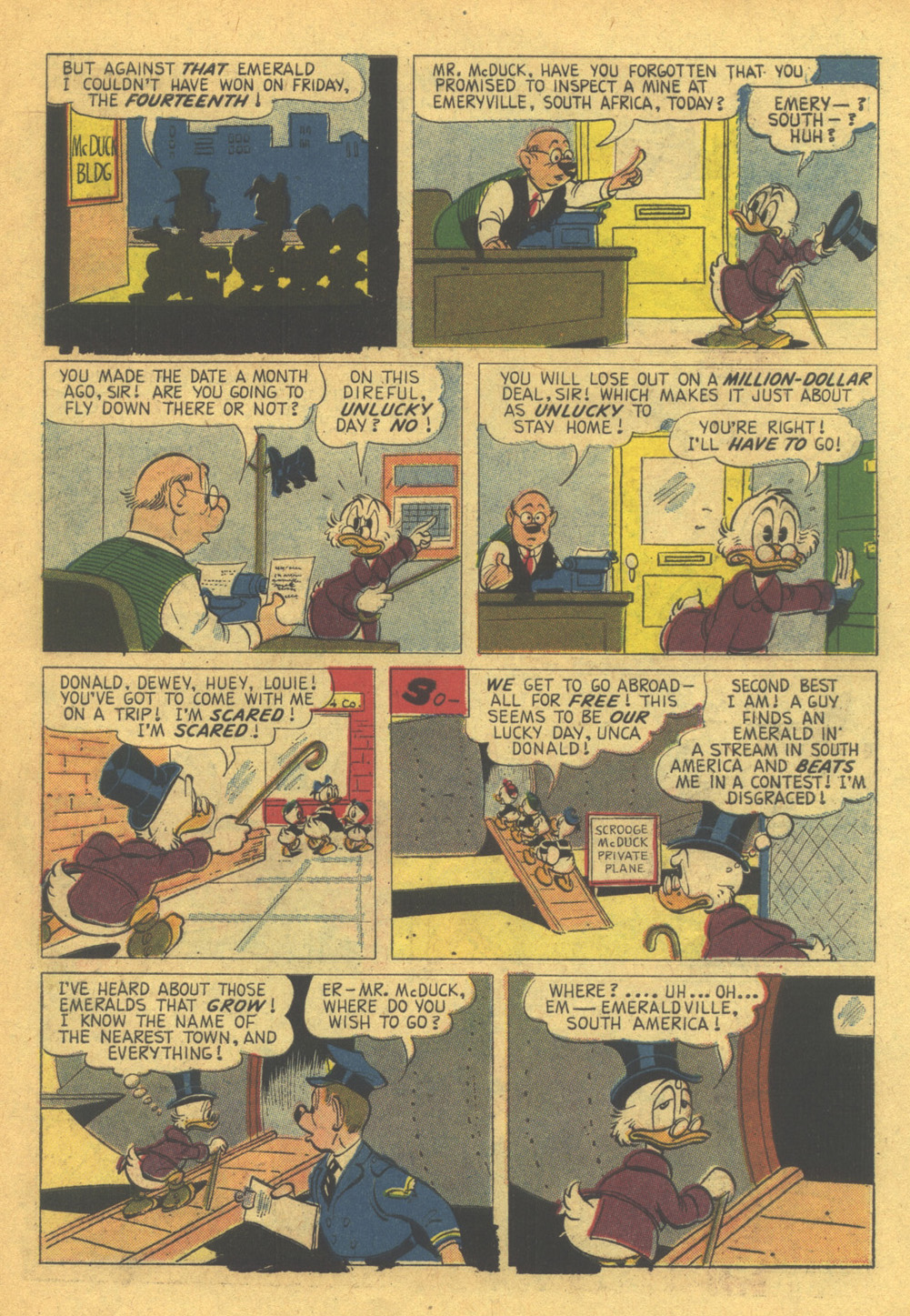 Uncle Scrooge (1953) Issue #31 #31 - English 27