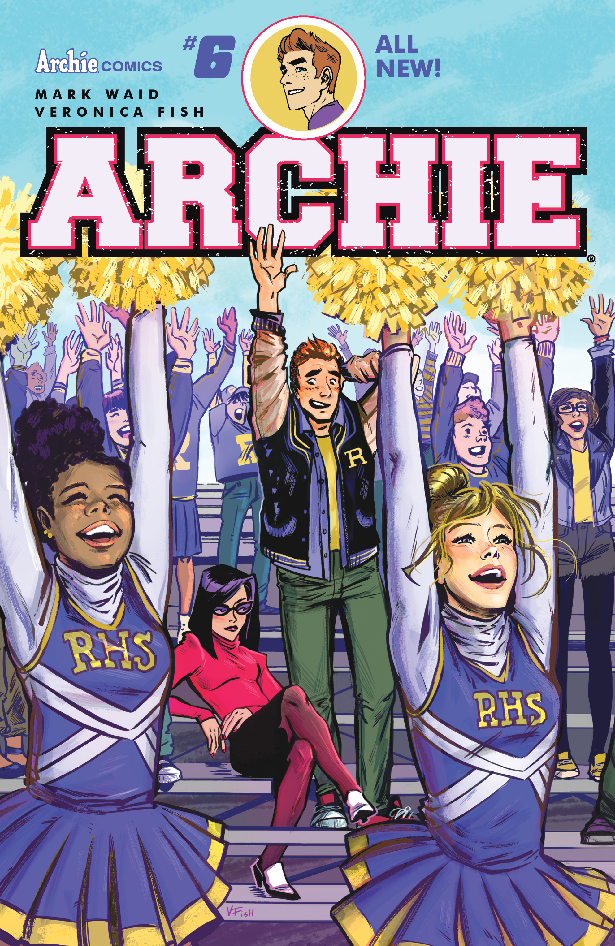 Archie (2015) 6 Page 1