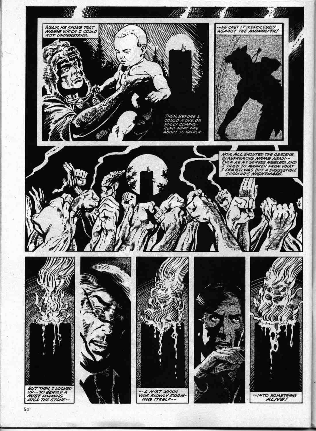The Savage Sword Of Conan Issue #74 #75 - English 52