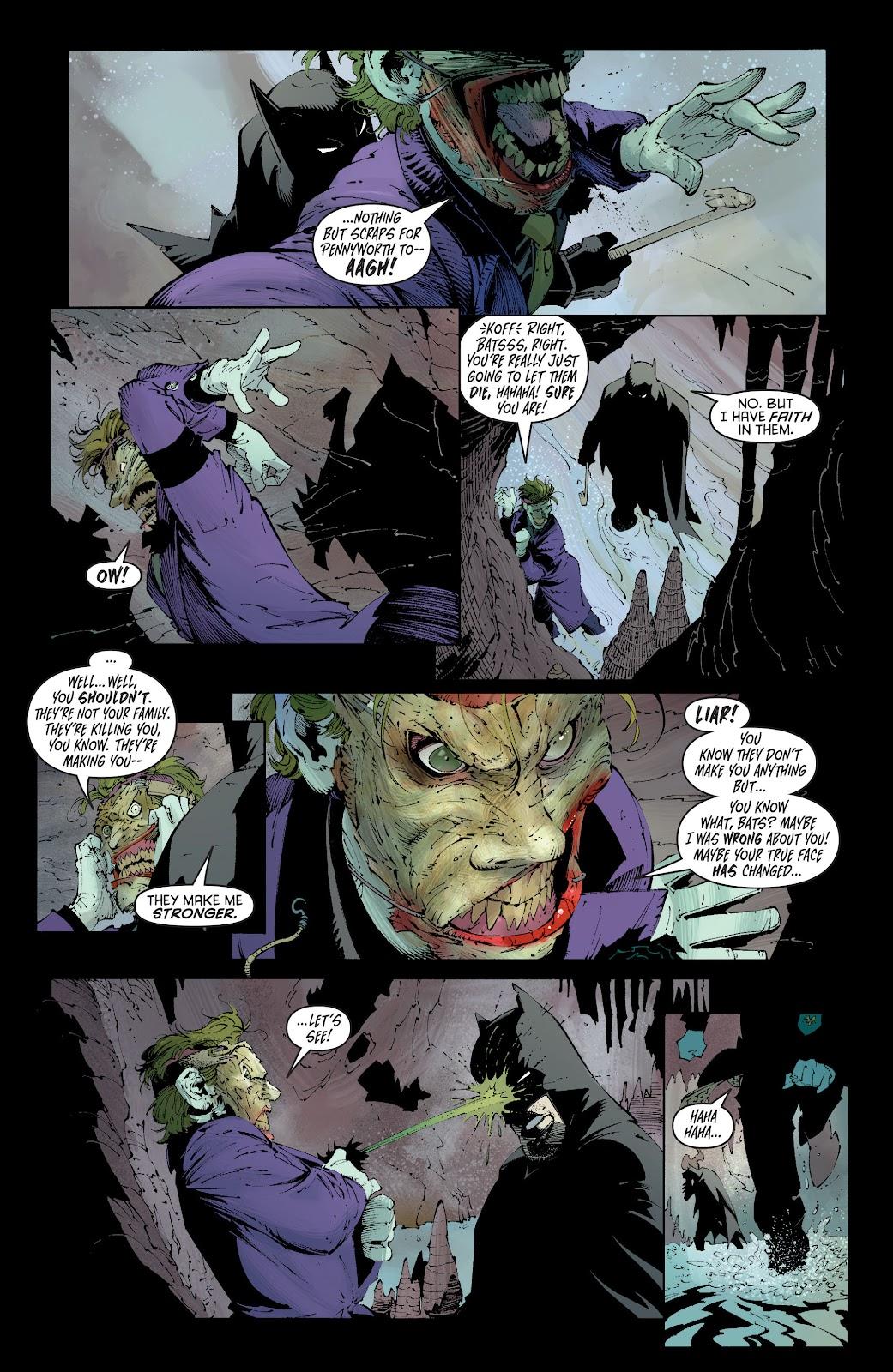 Batman (2011) Issue #17 #32 - English 19