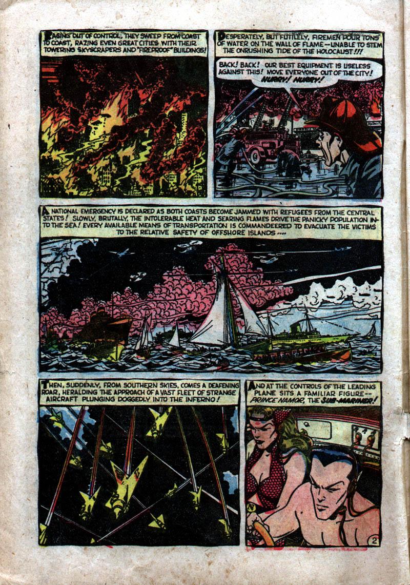 Sub-Mariner Comics #37 #37 - English 4