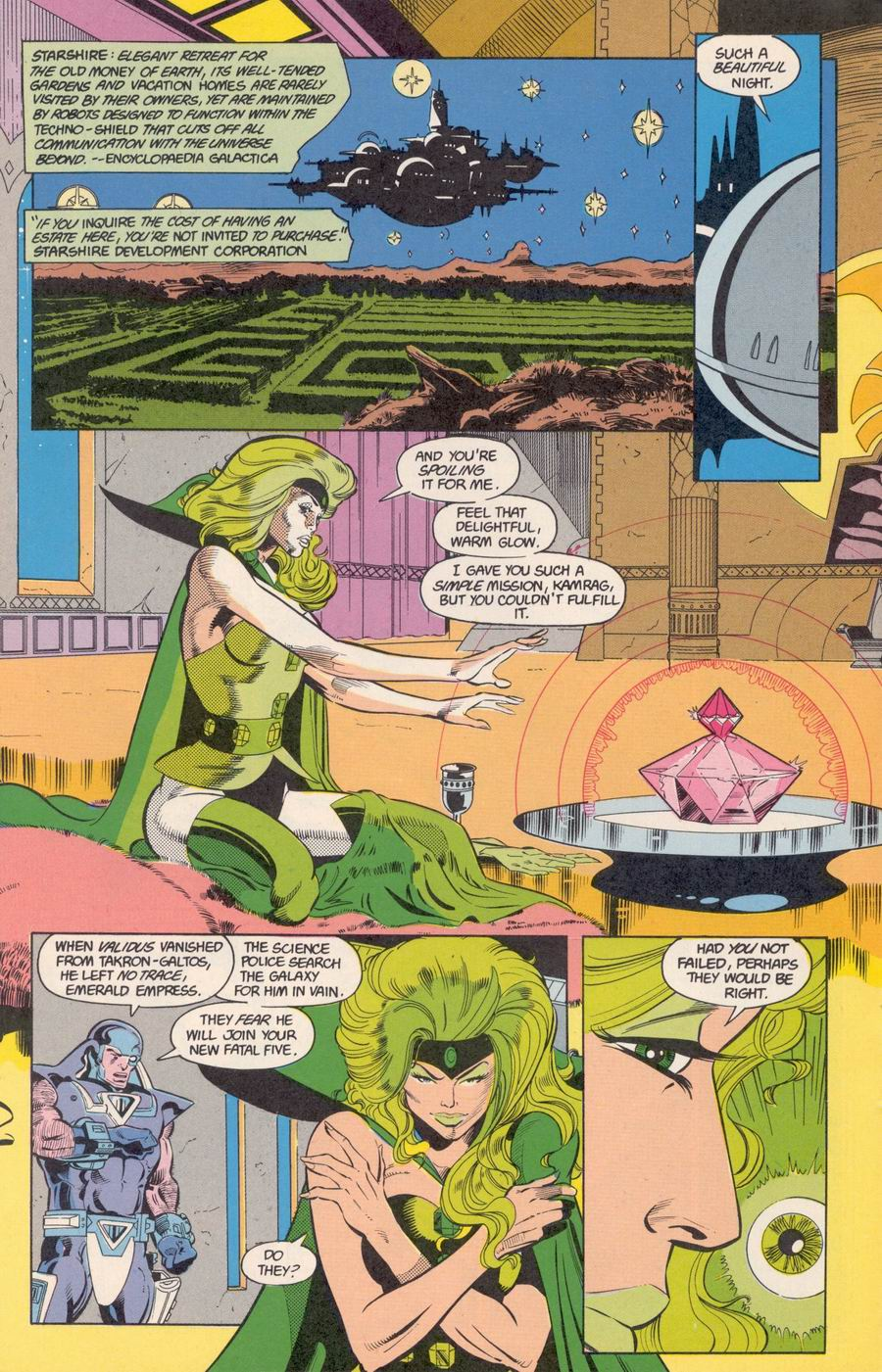 Tales of the Legion Issue #349 #36 - English 11