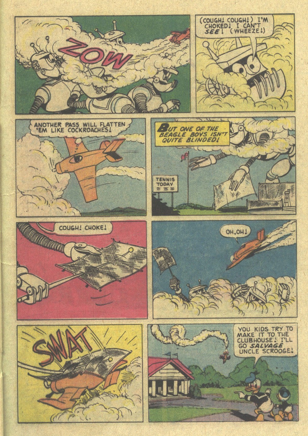 Uncle Scrooge (1953) Issue #115 #115 - English 21